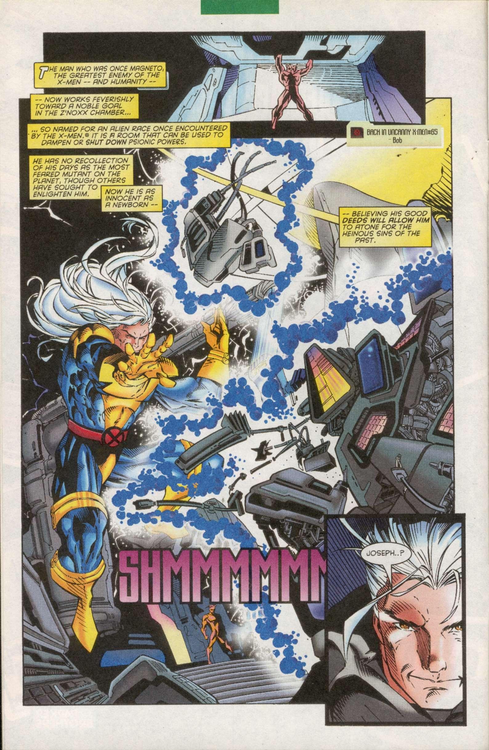 X-Men (1991) 59 Page 9