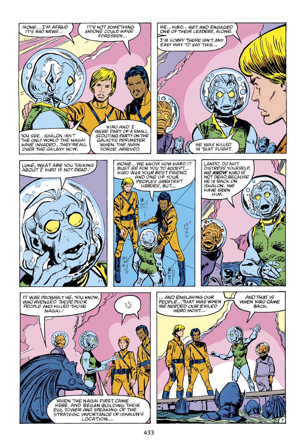 Read online Star Wars Omnibus comic -  Issue # Vol. 21.5 - 159