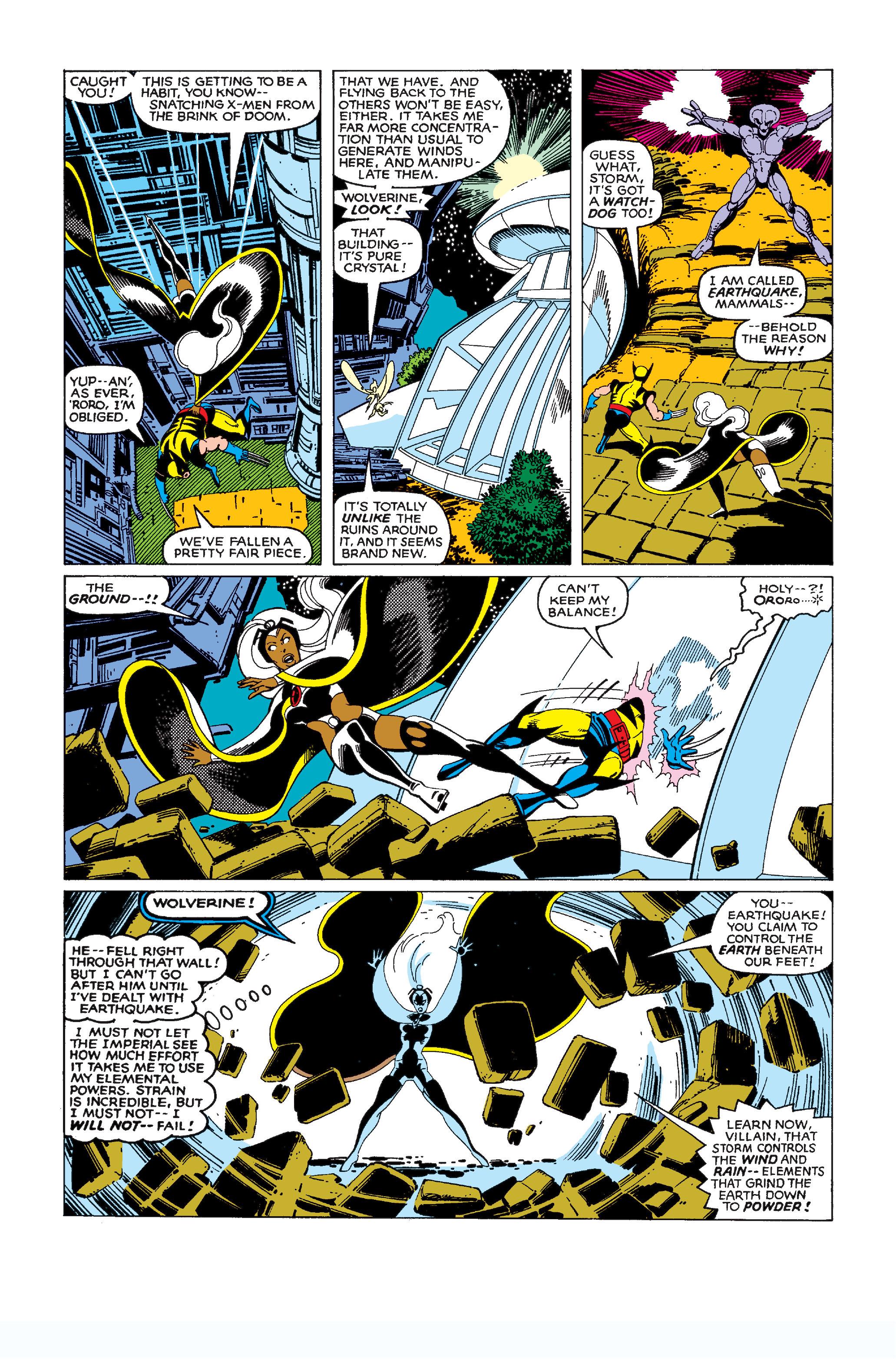 Uncanny X-Men (1963) 137 Page 17