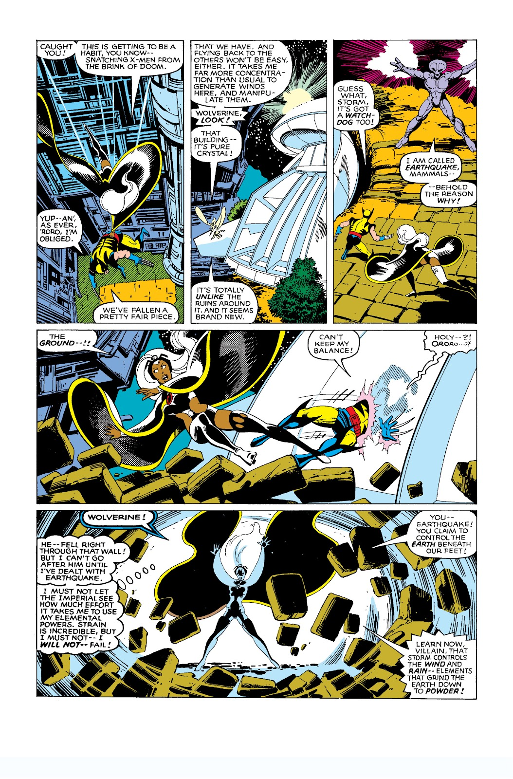 Uncanny X-Men (1963) issue 137 - Page 18