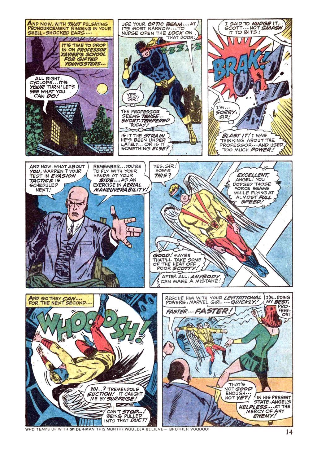 Uncanny X-Men (1963) 89 Page 8