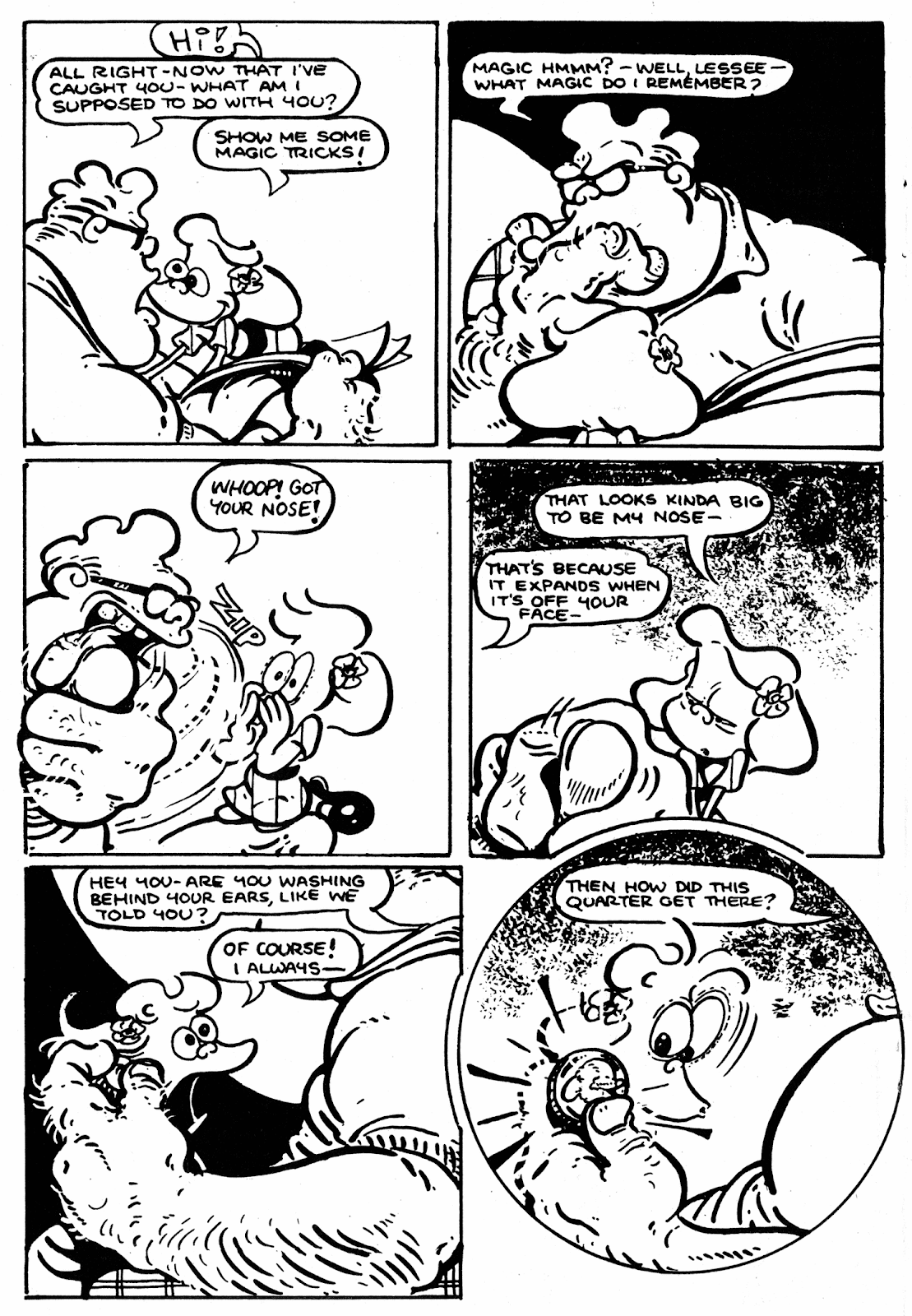 Read online Patty Cake comic -  Issue #3 - 29