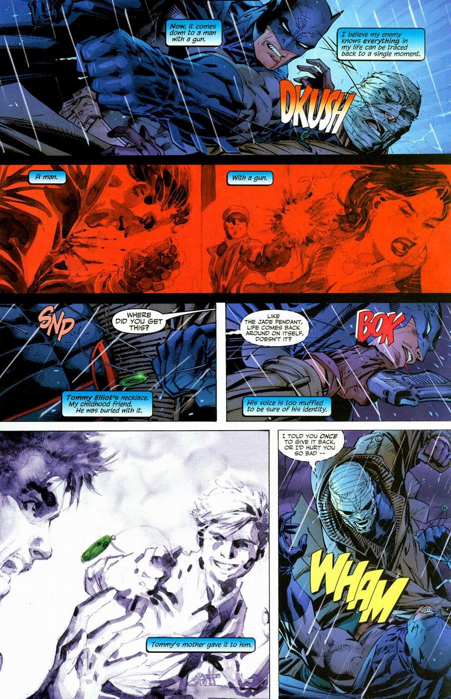 Read online Batman: Hush comic -  Issue #12 - 8