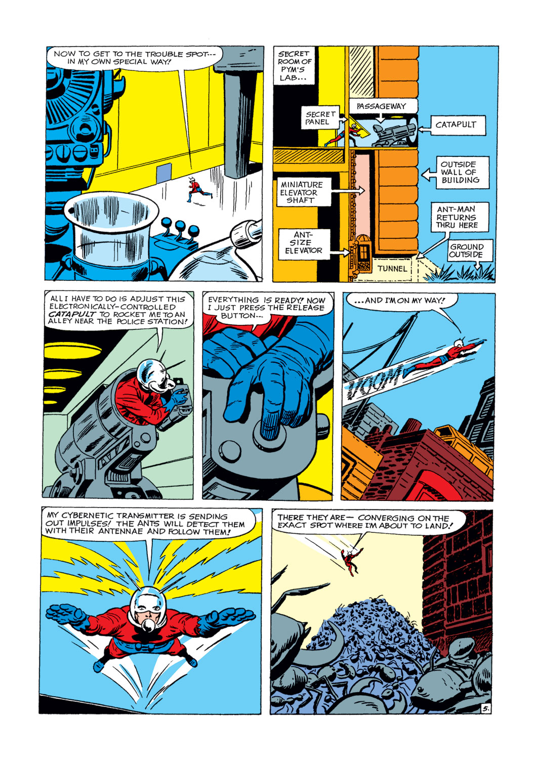 Tales to Astonish (1959) issue 36 - Page 6