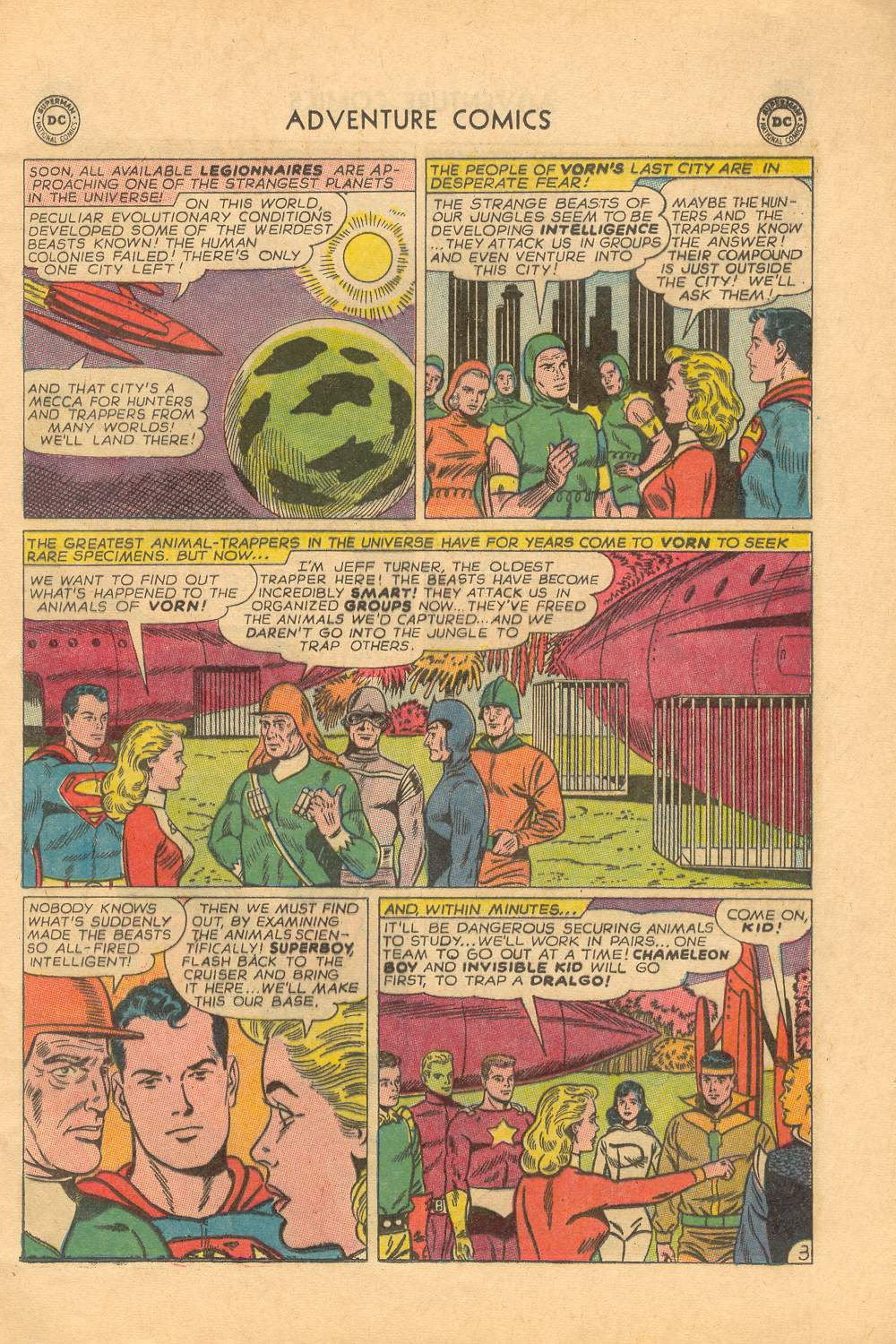 Read online Adventure Comics (1938) comic -  Issue #339 - 5