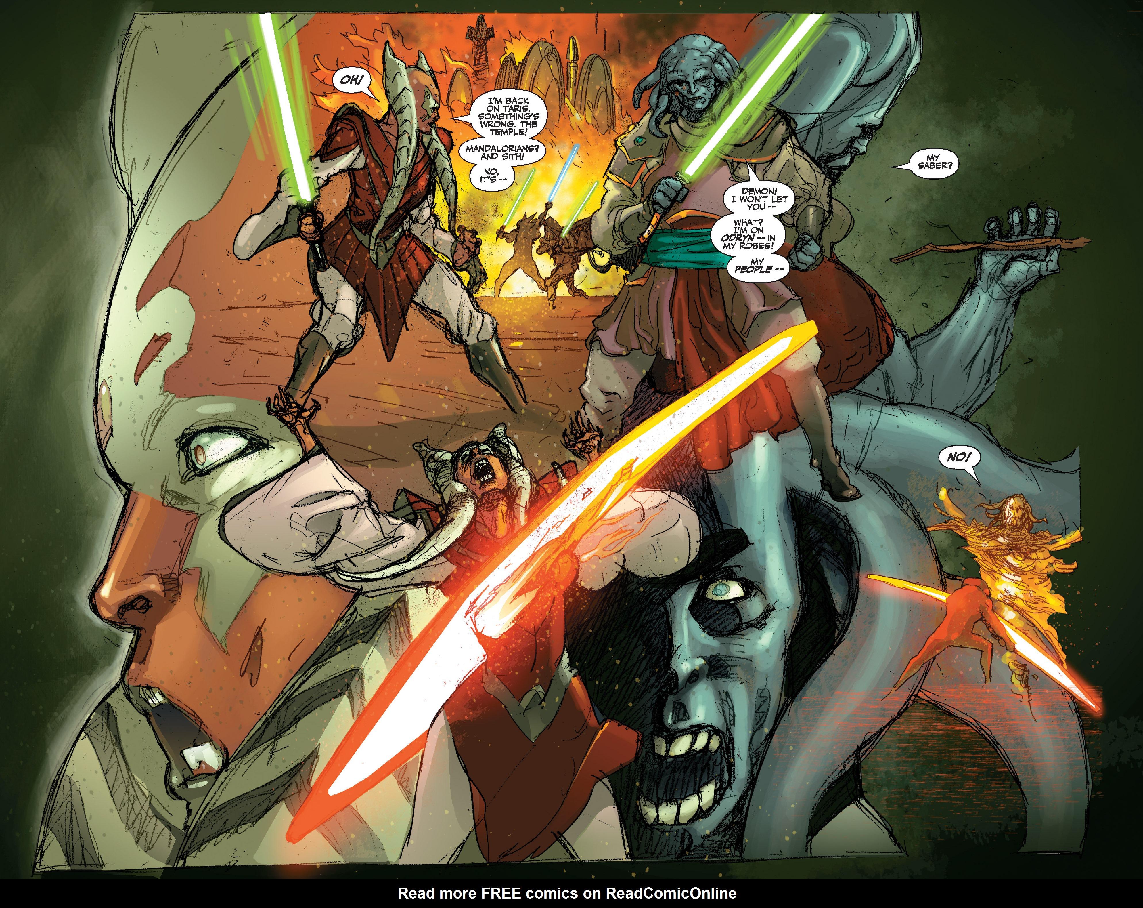 Read online Star Wars Omnibus comic -  Issue # Vol. 29 - 107