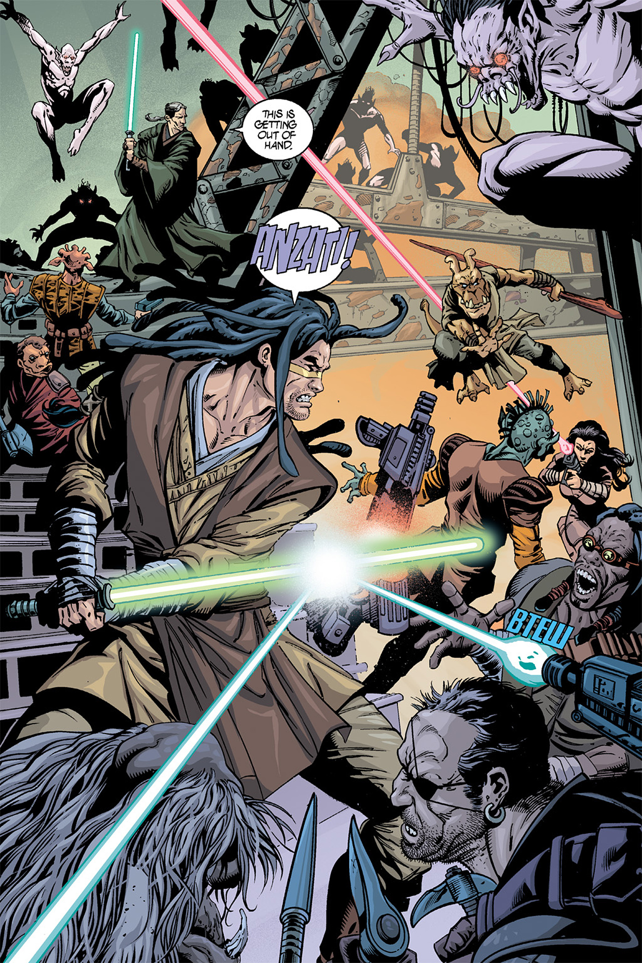 Read online Star Wars Omnibus comic -  Issue # Vol. 15 - 230