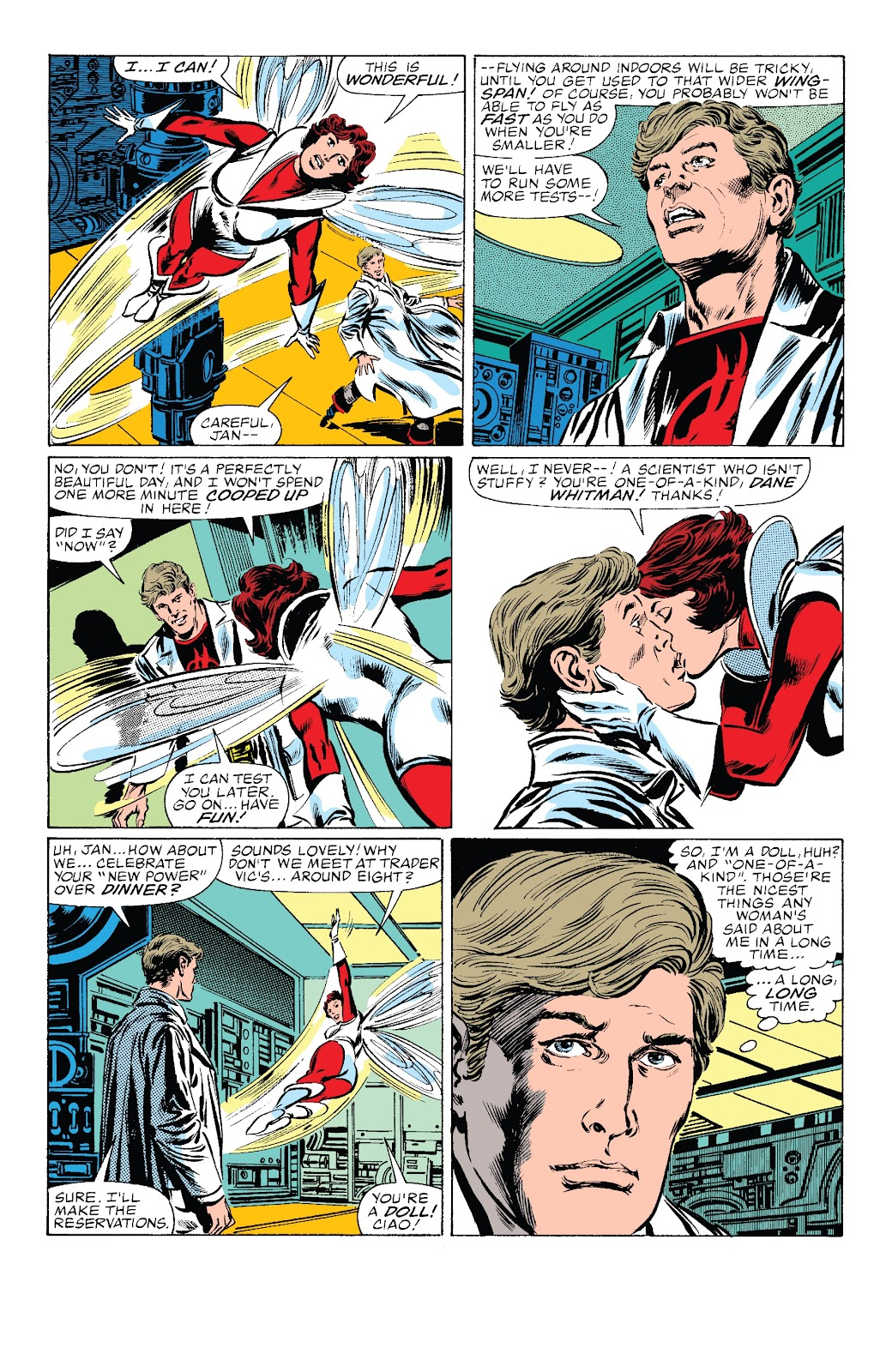 Read online Marvel Tales: Avengers comic -  Issue # Full - 52