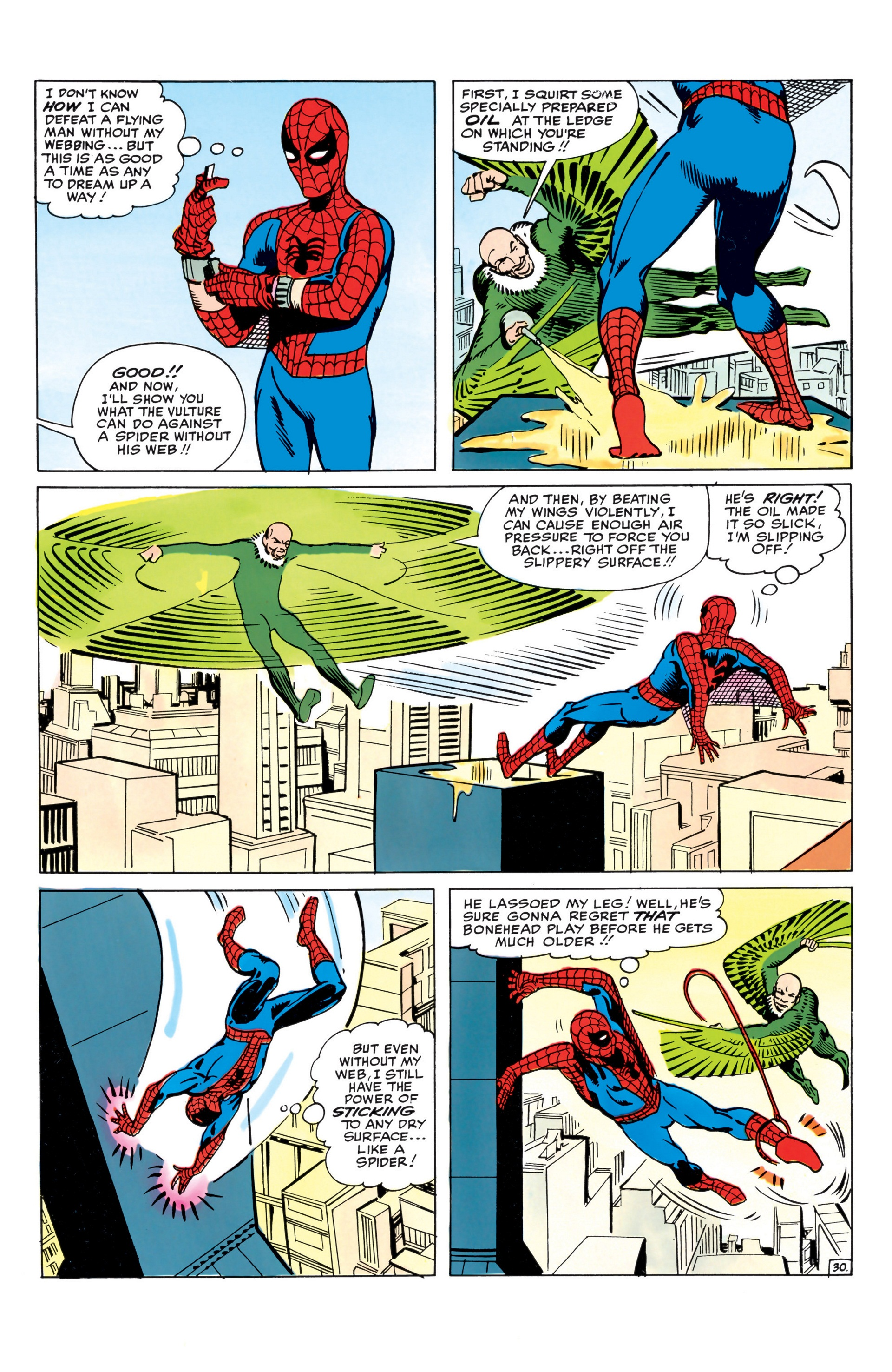 The Amazing Spider-Man (1963) _Annual_1 Page 30