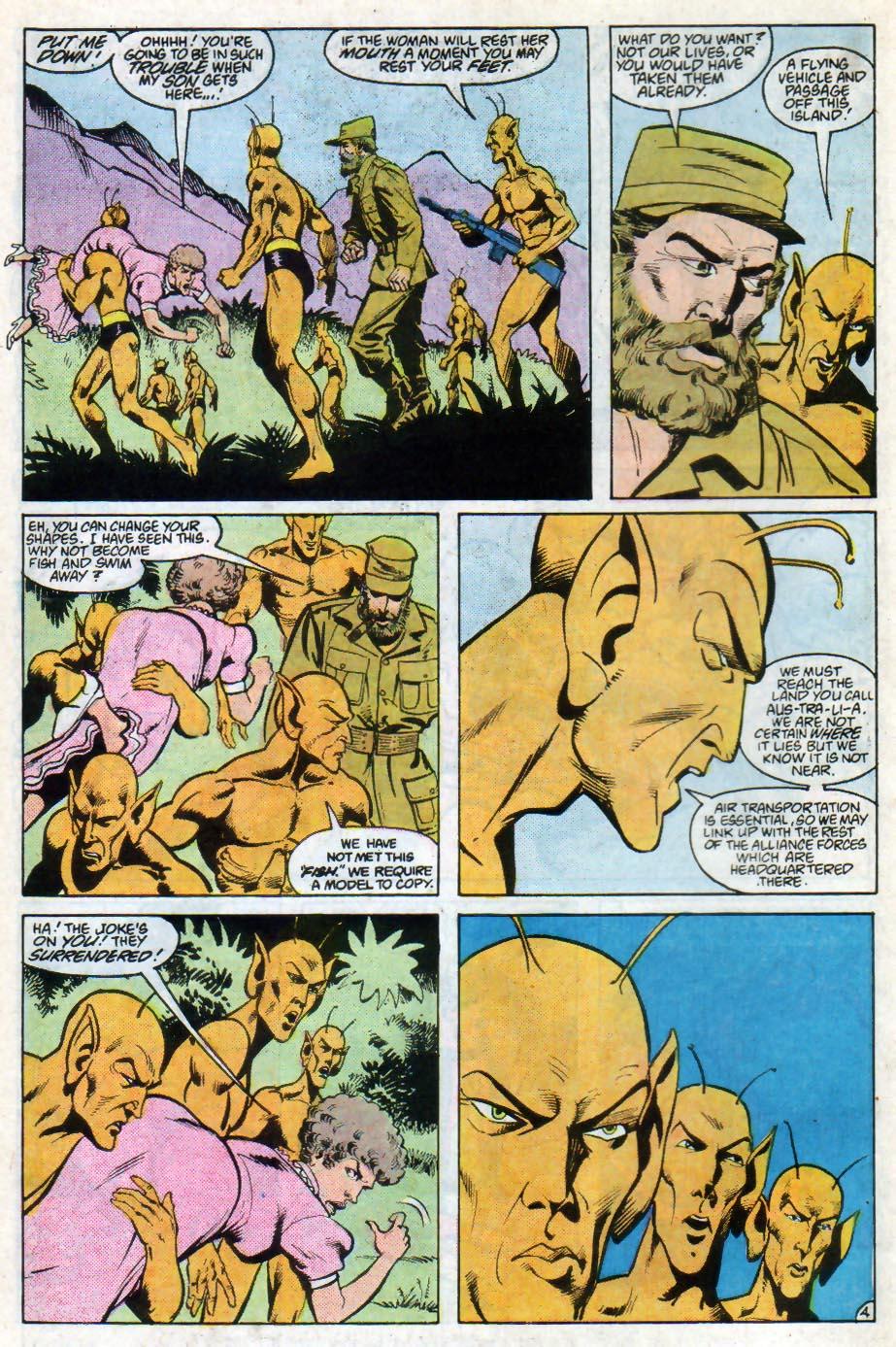 Manhunter (1988) issue 9 - Page 5