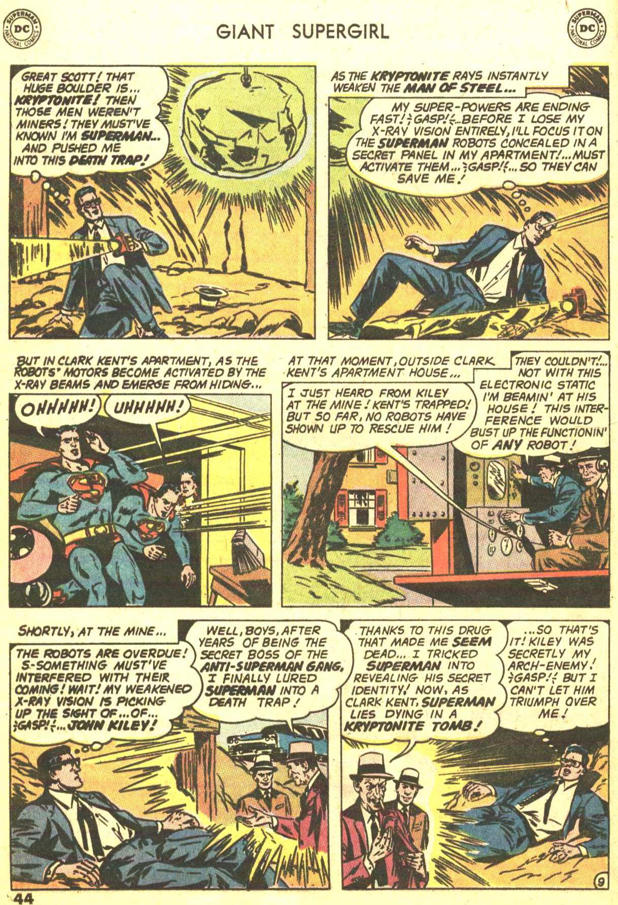 Read online Action Comics (1938) comic -  Issue #373 - 42