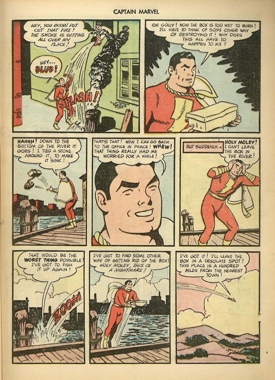 Captain Marvel Adventures issue 70 - Page 29