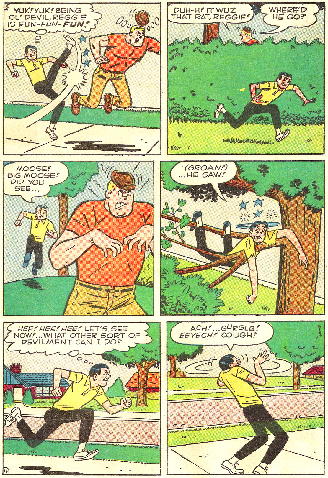 Read online Archie (1960) comic -  Issue #157 - 23