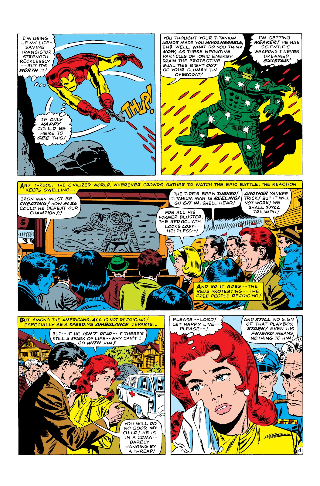 Tales of Suspense (1959) issue 71 - Page 5