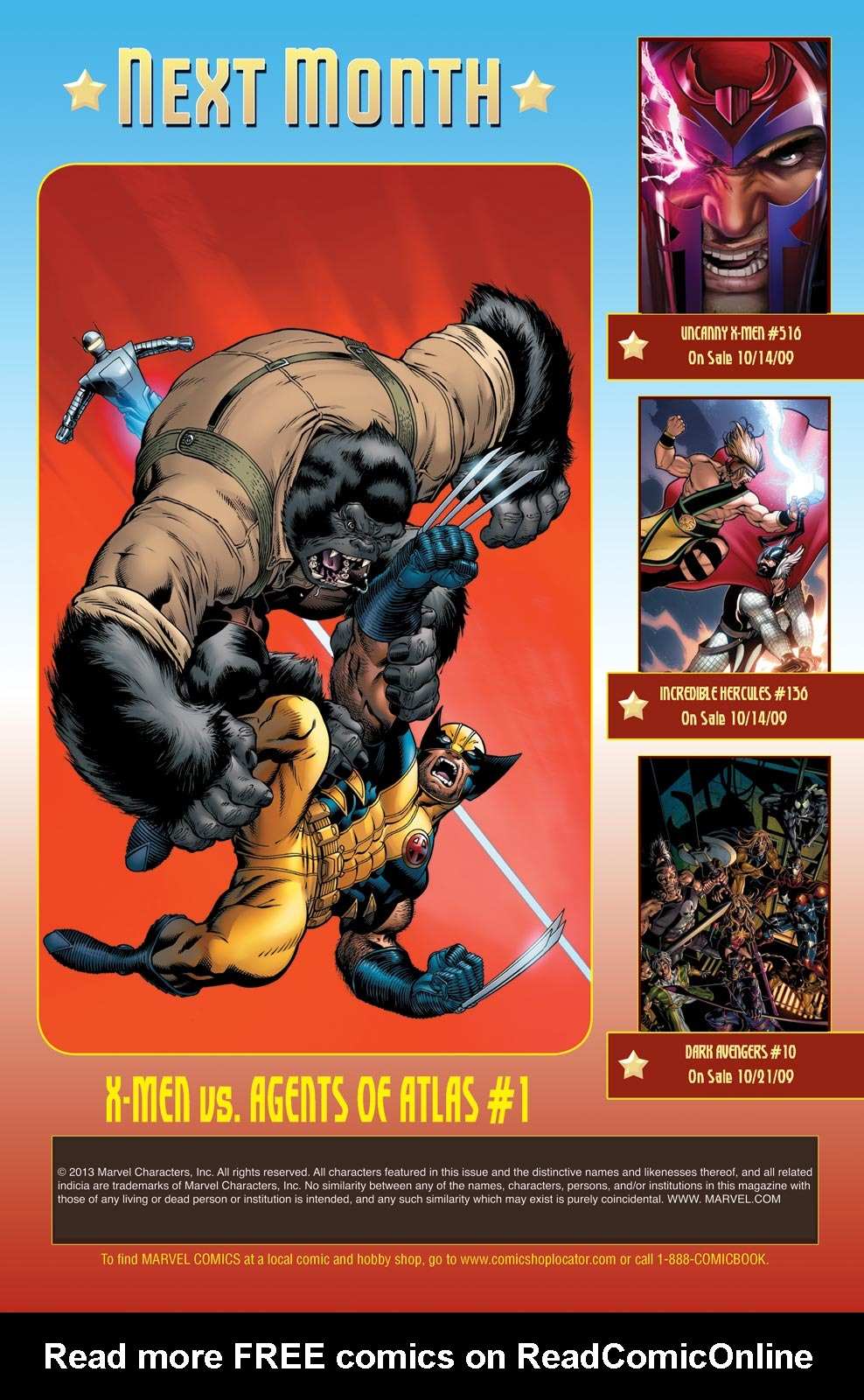 Read online Agents Of Atlas (2009) comic -  Issue #11 - 25
