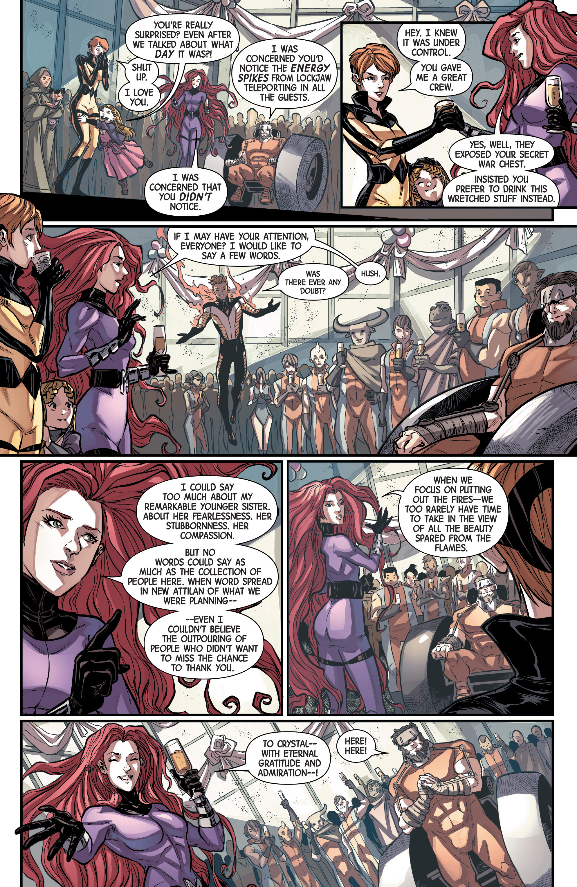 All-New Inhumans #11 #11 - English 19