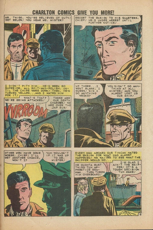 Read online Fightin' Navy comic -  Issue #91 - 19