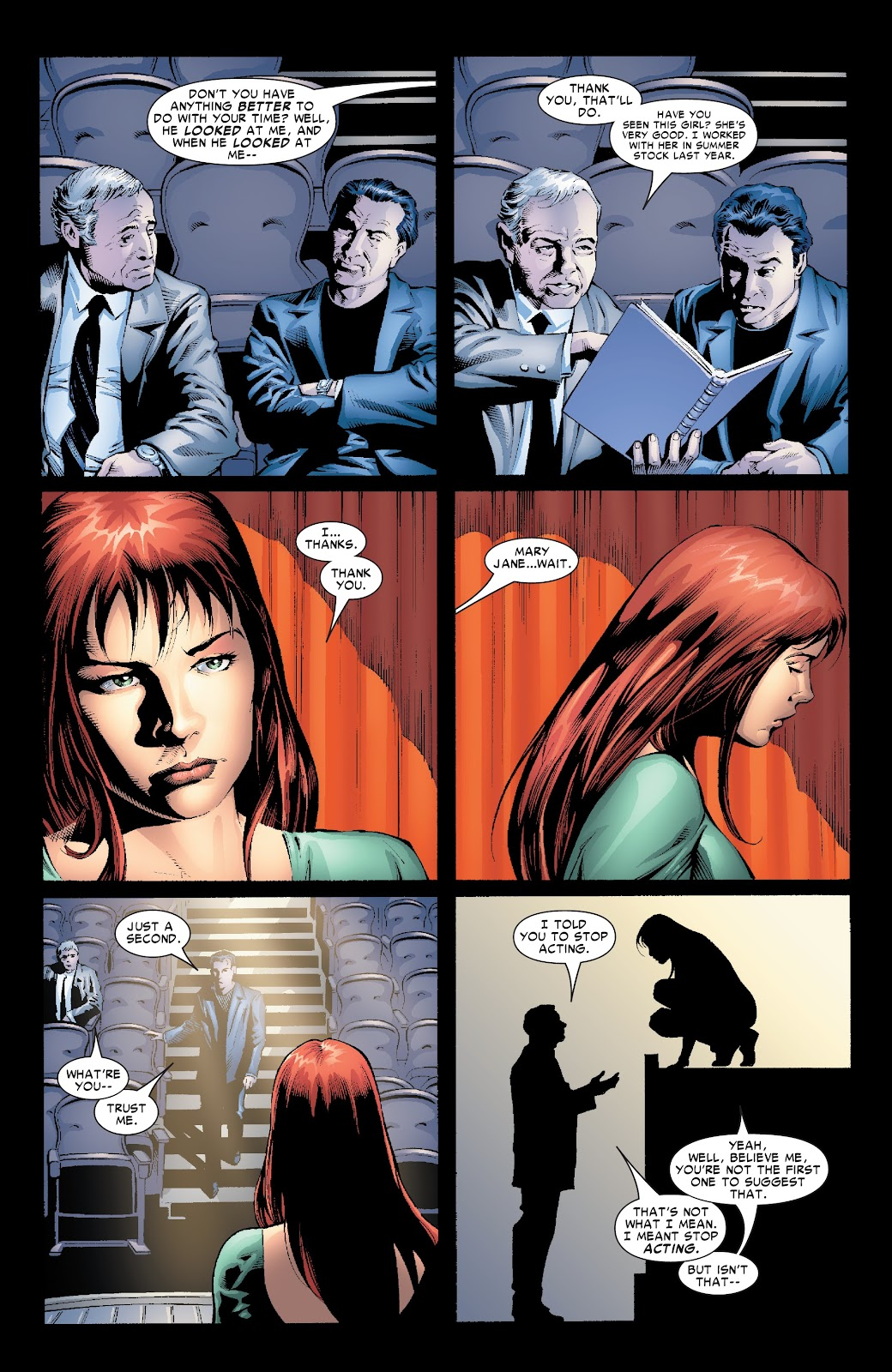 The Amazing Spider-Man by JMS Ultimate Collection issue TPB 3 (Part 2) - Page 41