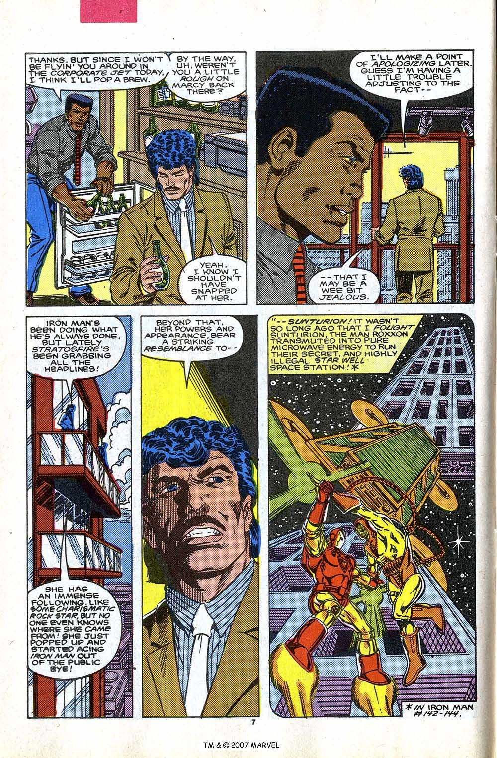 Iron Man Annual issue 9 - Page 10