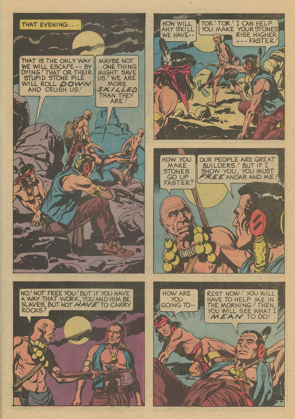 Read online Turok, Son of Stone comic -  Issue #109 - 27