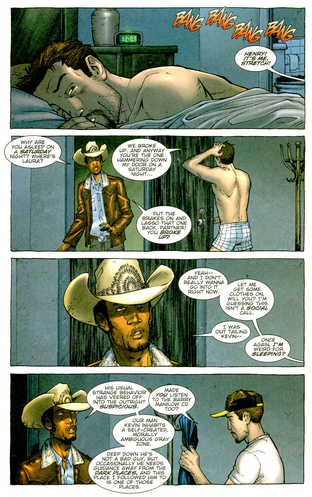 Read online The Exterminators comic -  Issue #7 - 15