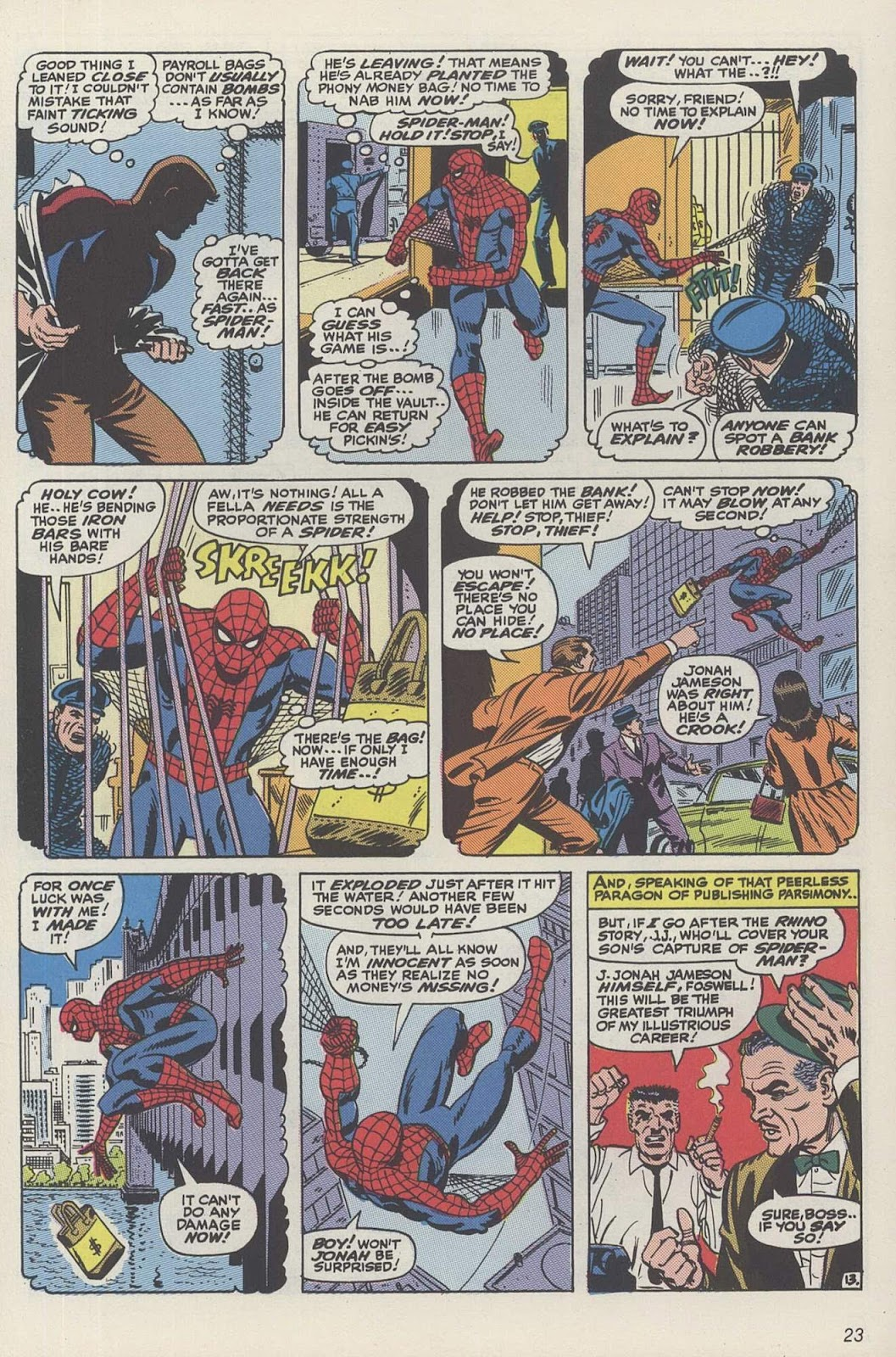 The Amazing Spider-Man (1979) issue TPB - Page 25