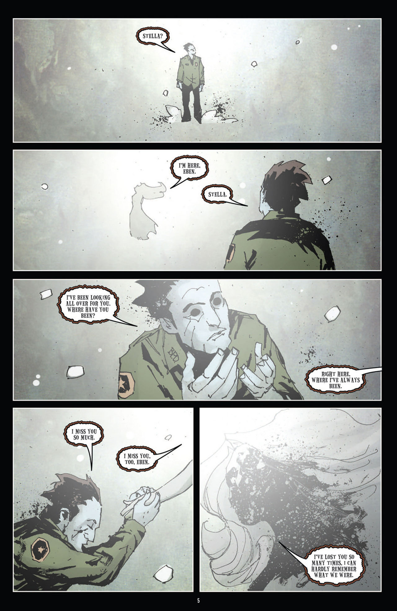 Read online 30 Days of Night (2011) comic -  Issue #11 - 7
