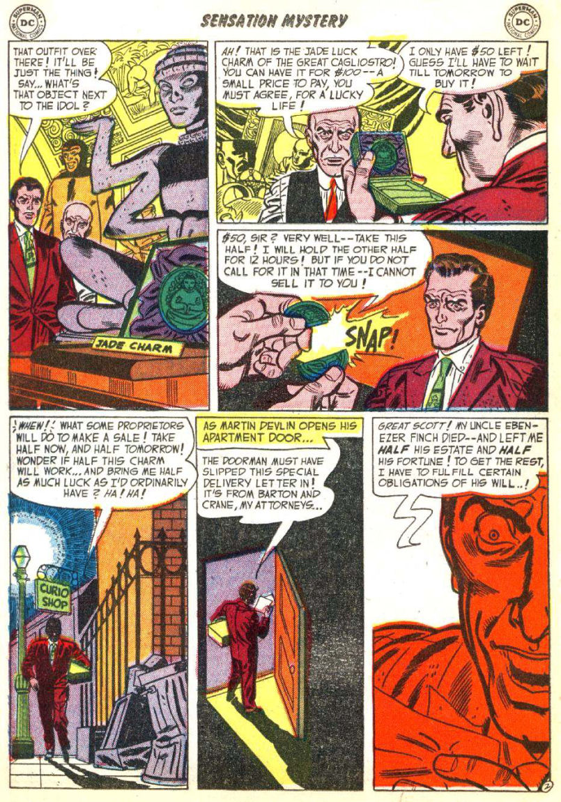 Sensation (Mystery) Comics issue 115 - Page 22