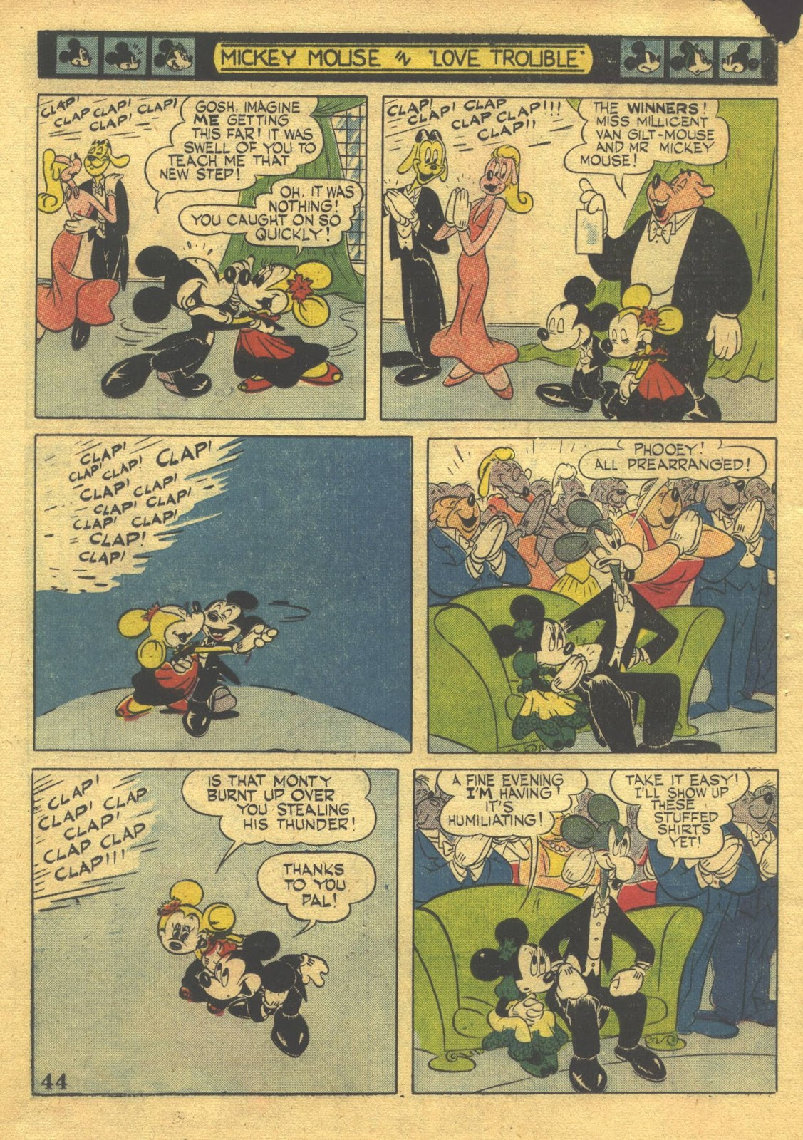 Walt Disney's Comics and Stories issue 39 - Page 46