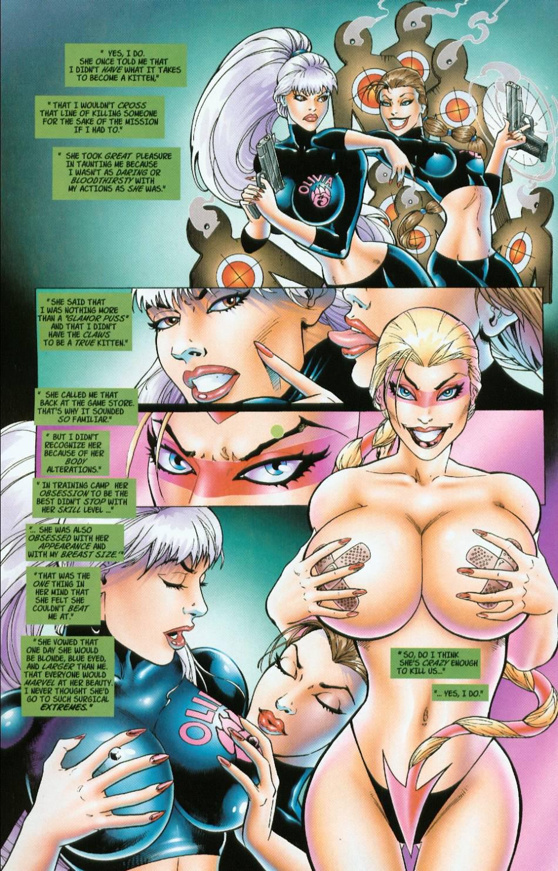 Read online 3 Little Kittens: Purrr-fect Weapons comic -  Issue #2 - 6