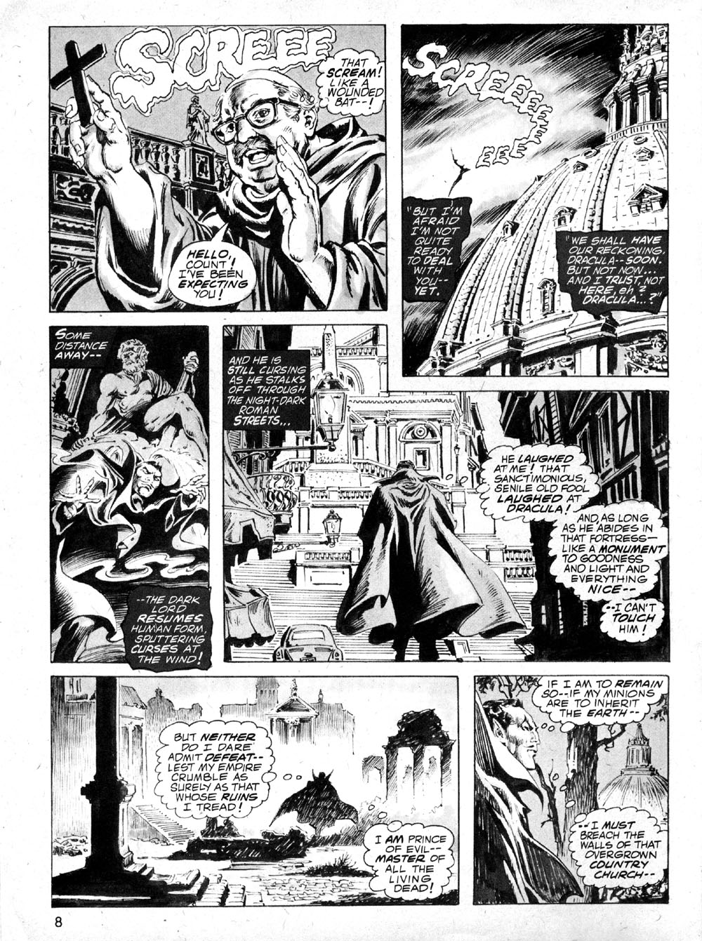 Dracula Lives issue 6 - Page 9