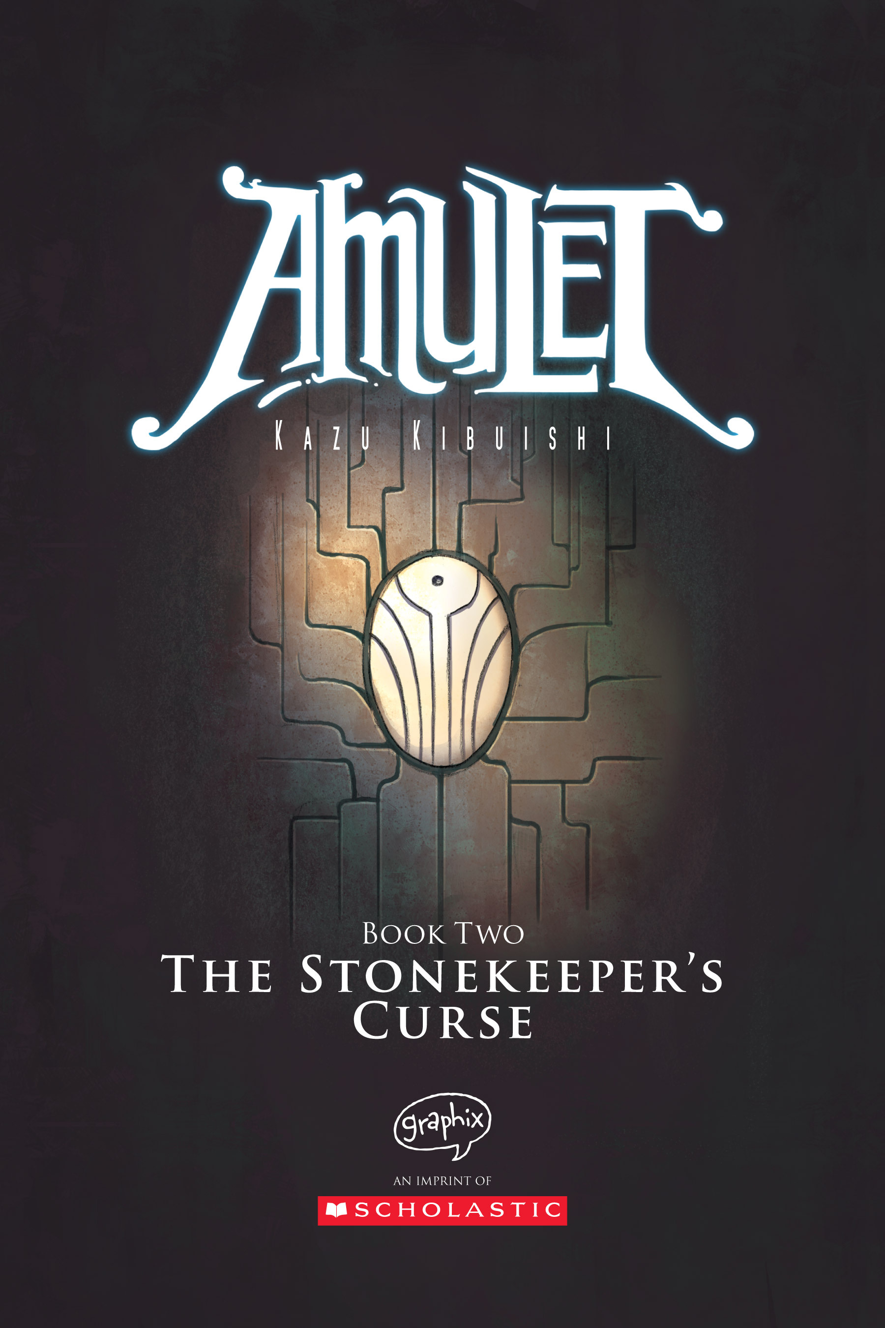 Read online Amulet comic -  Issue #2 - 3