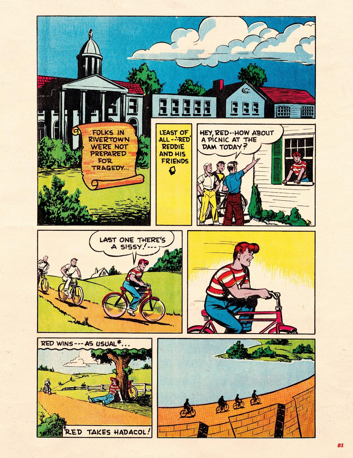 Read online Super Weird Heroes comic -  Issue # TPB 1 (Part 1) - 80
