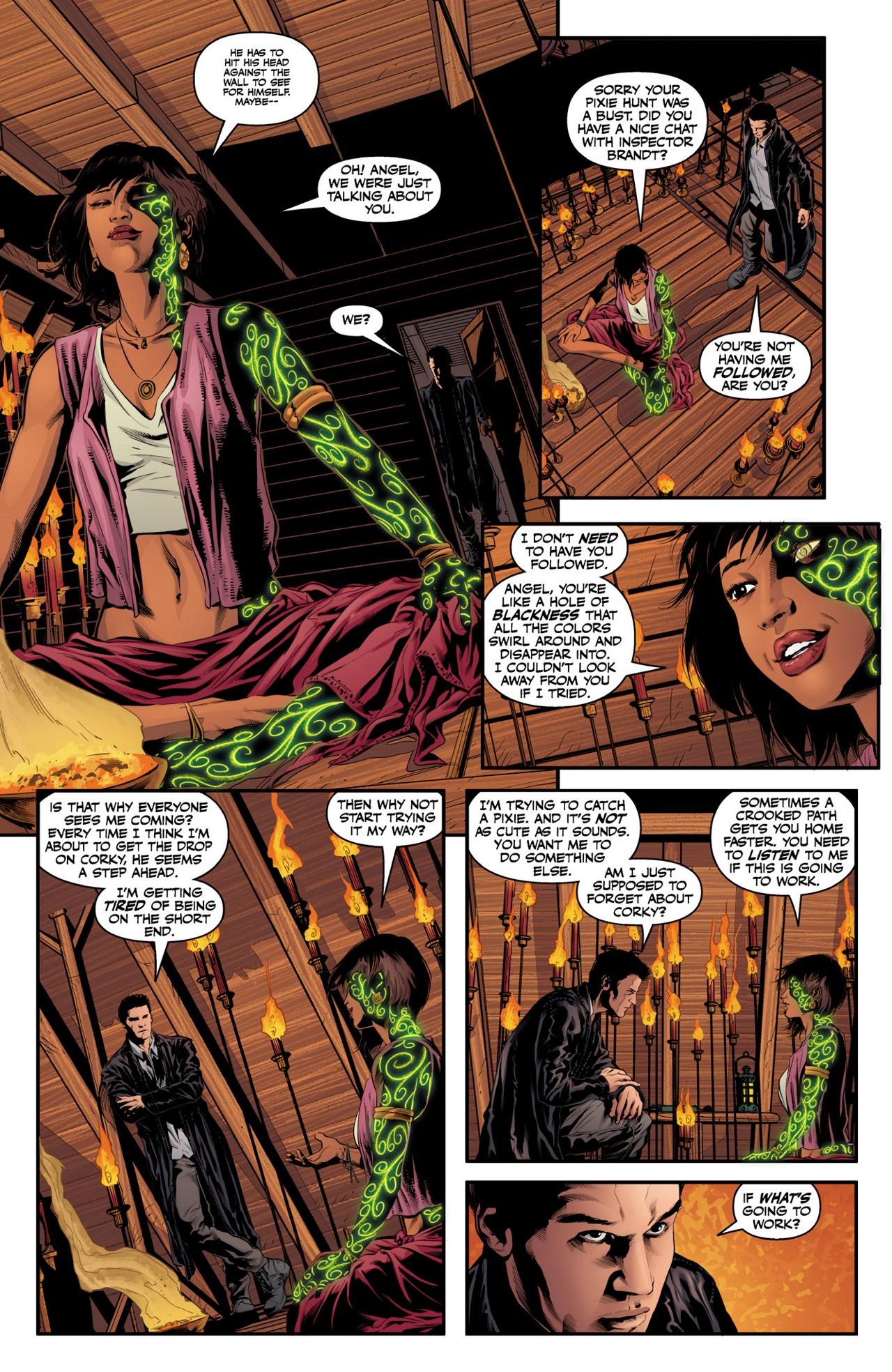Read online Angel & Faith Season 10 comic -  Issue #3 - 8