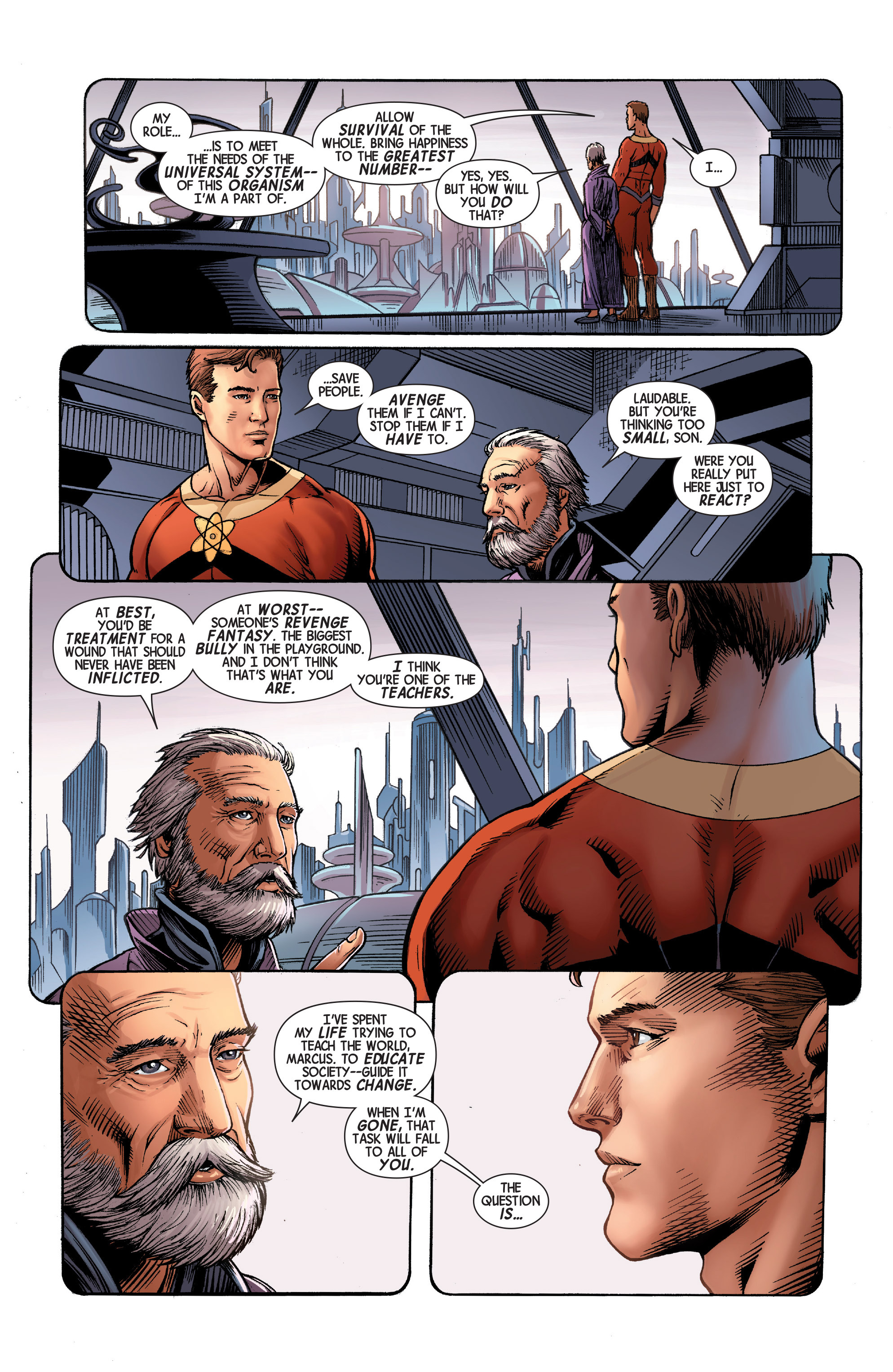 Read online Avengers (2013) comic -  Issue #34.1 - 23