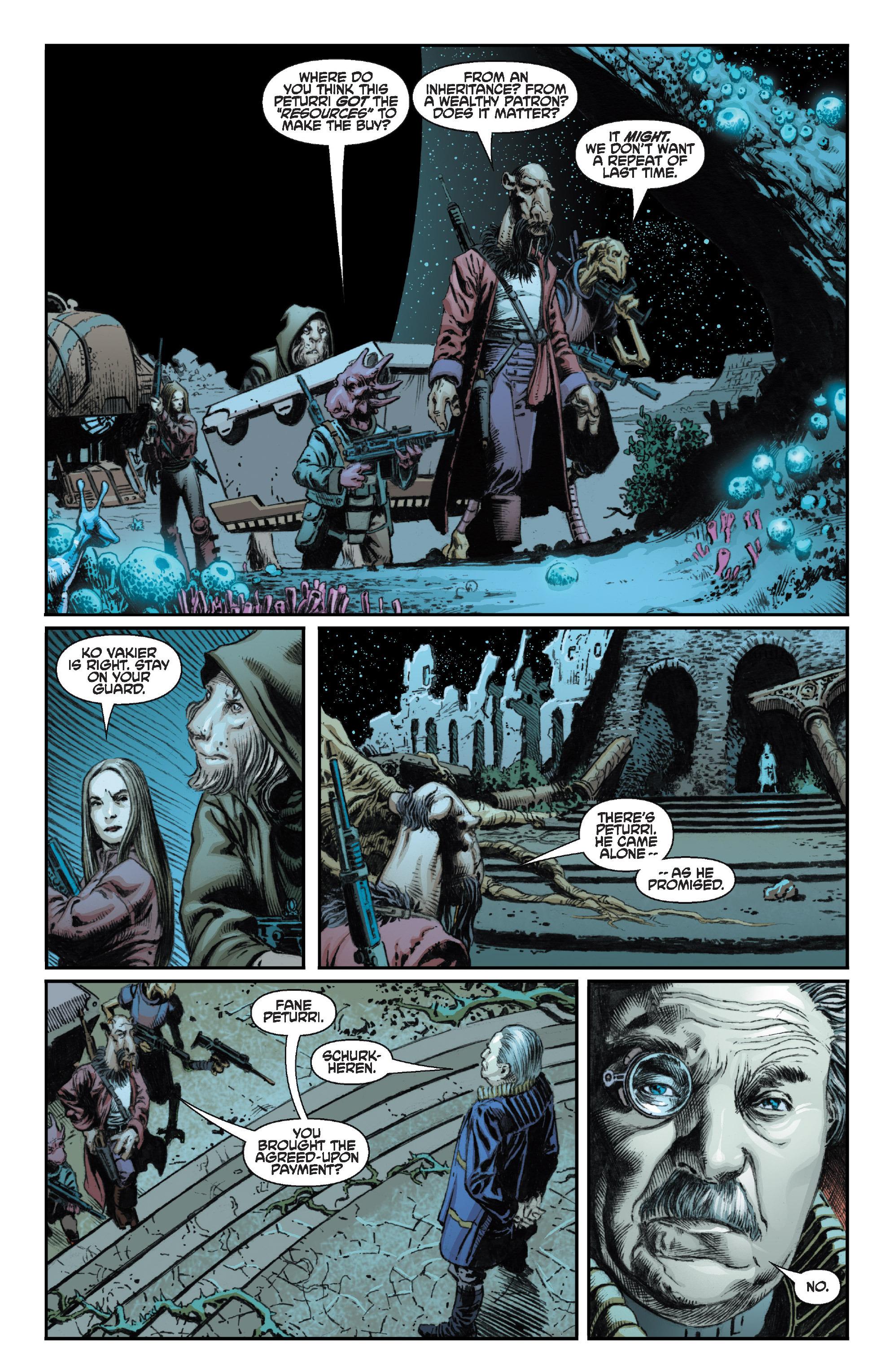 Read online Star Wars Omnibus comic -  Issue # Vol. 31 - 289