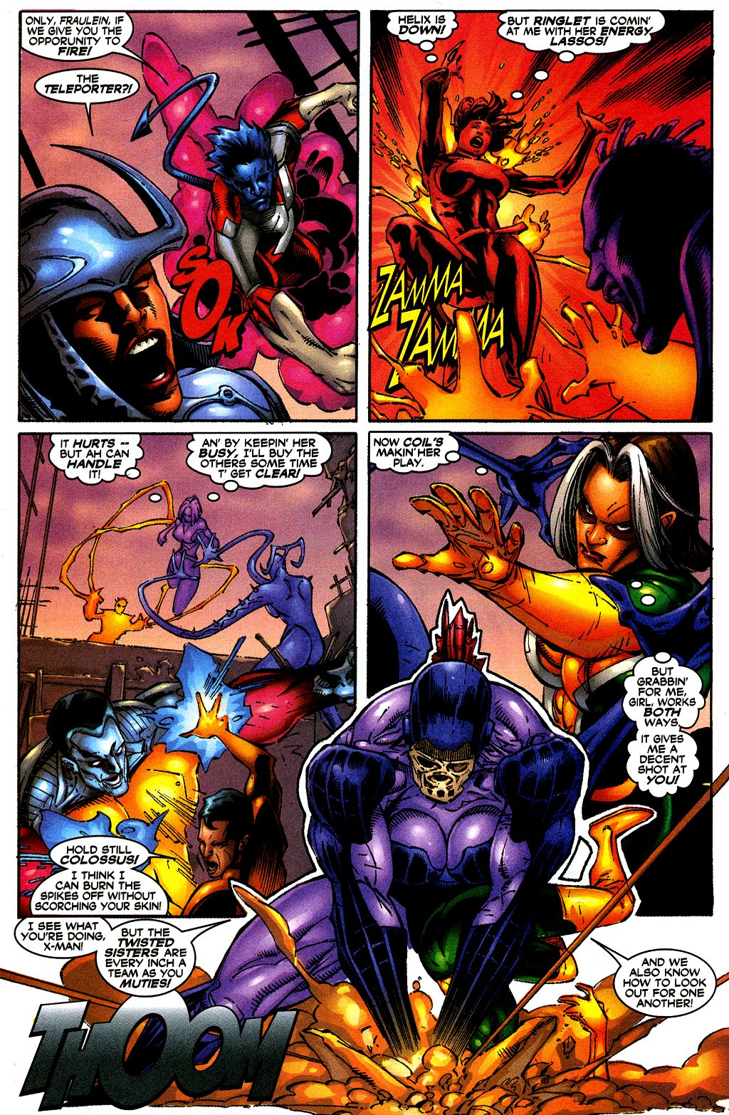 X-Men (1991) 105 Page 14
