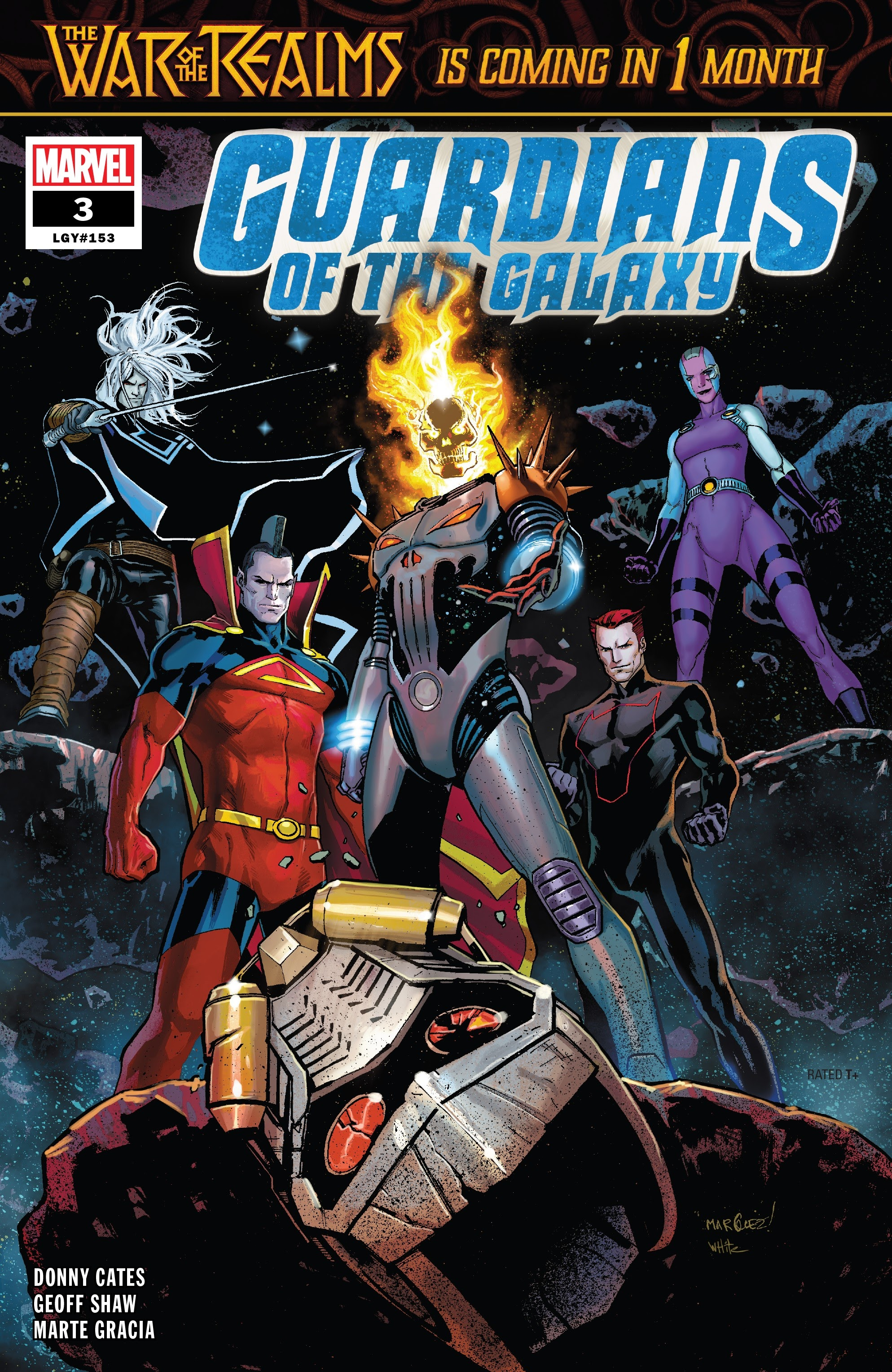 Guardians of the Galaxy (2019) 3 Page 1