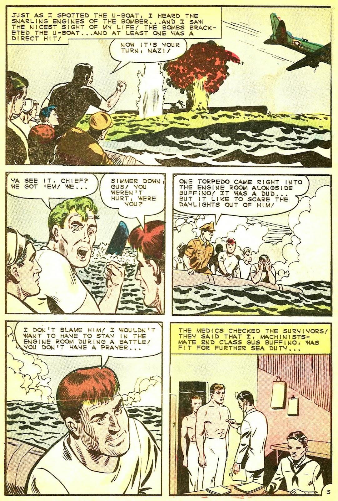 Read online Fightin' Navy comic -  Issue #124 - 5