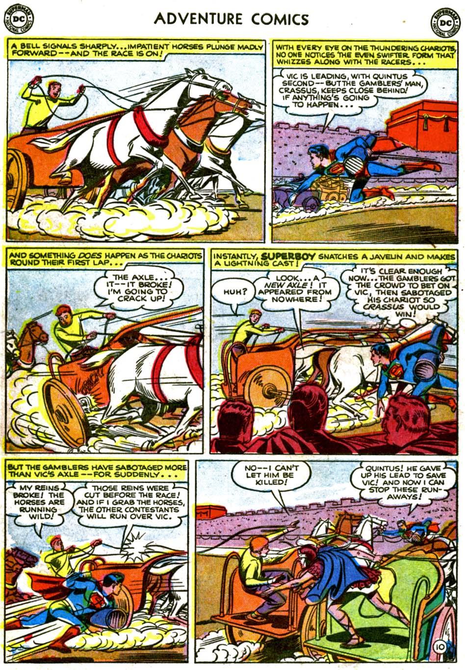 Read online Adventure Comics (1938) comic -  Issue #177 - 12