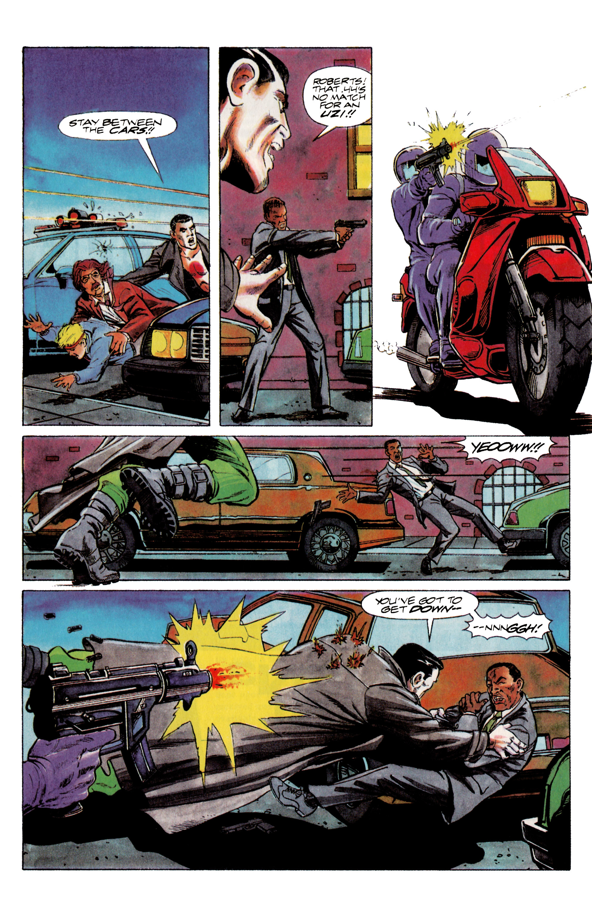 Read online Eternal Warrior (1992) comic -  Issue #14 - 8