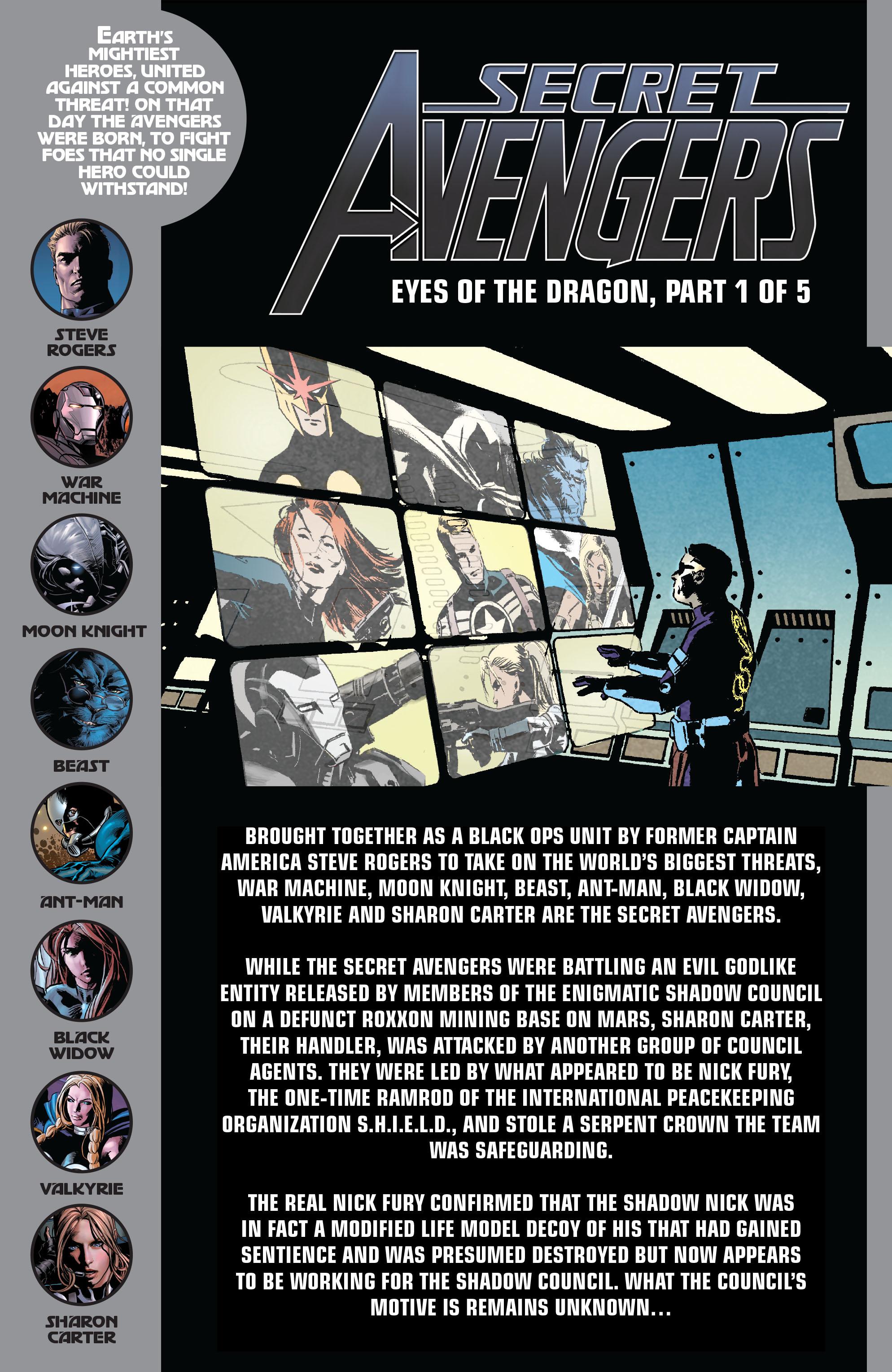 Read online Secret Avengers (2010) comic -  Issue #6 - 2