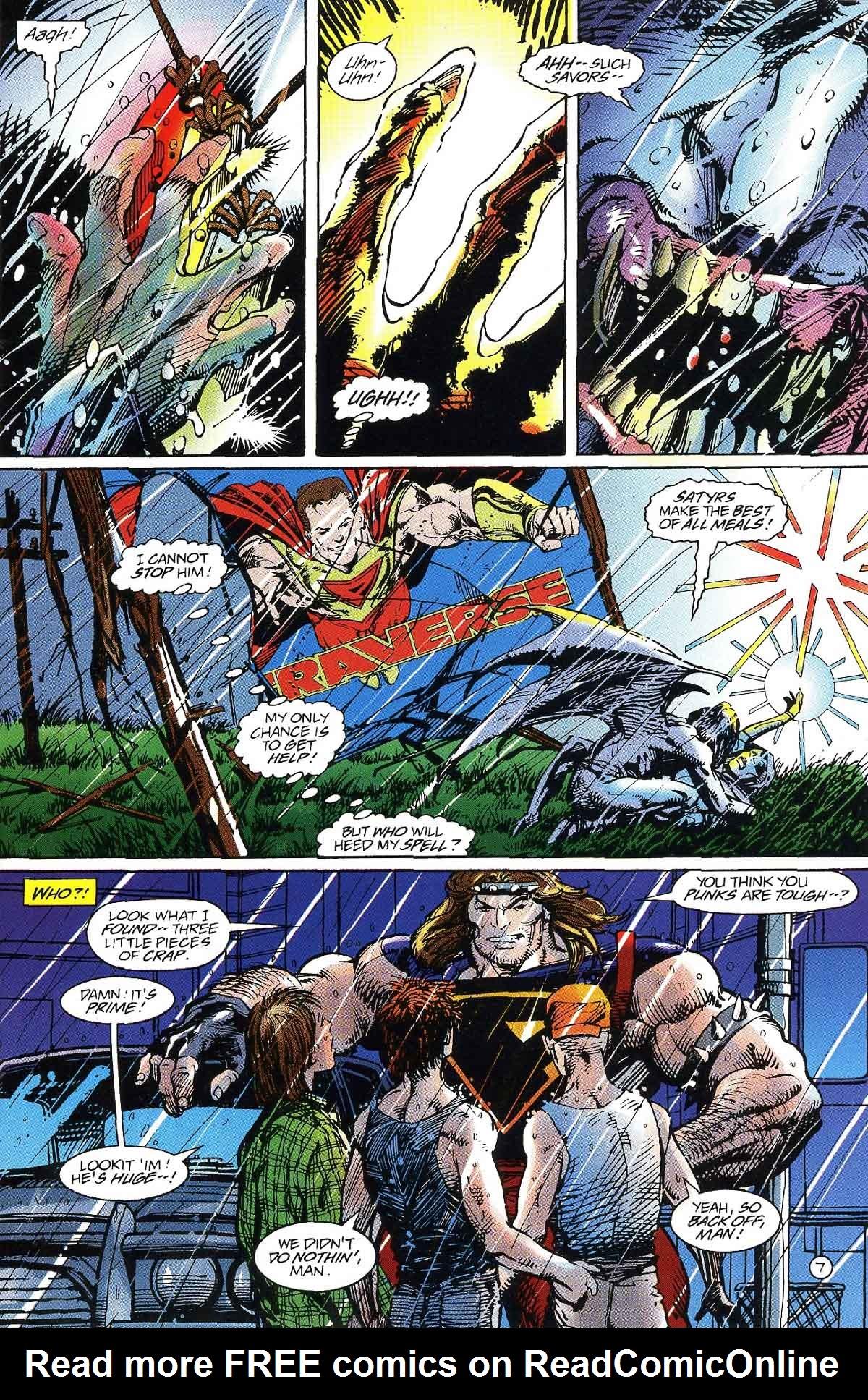 Read online Rune (1994) comic -  Issue #6 - 9