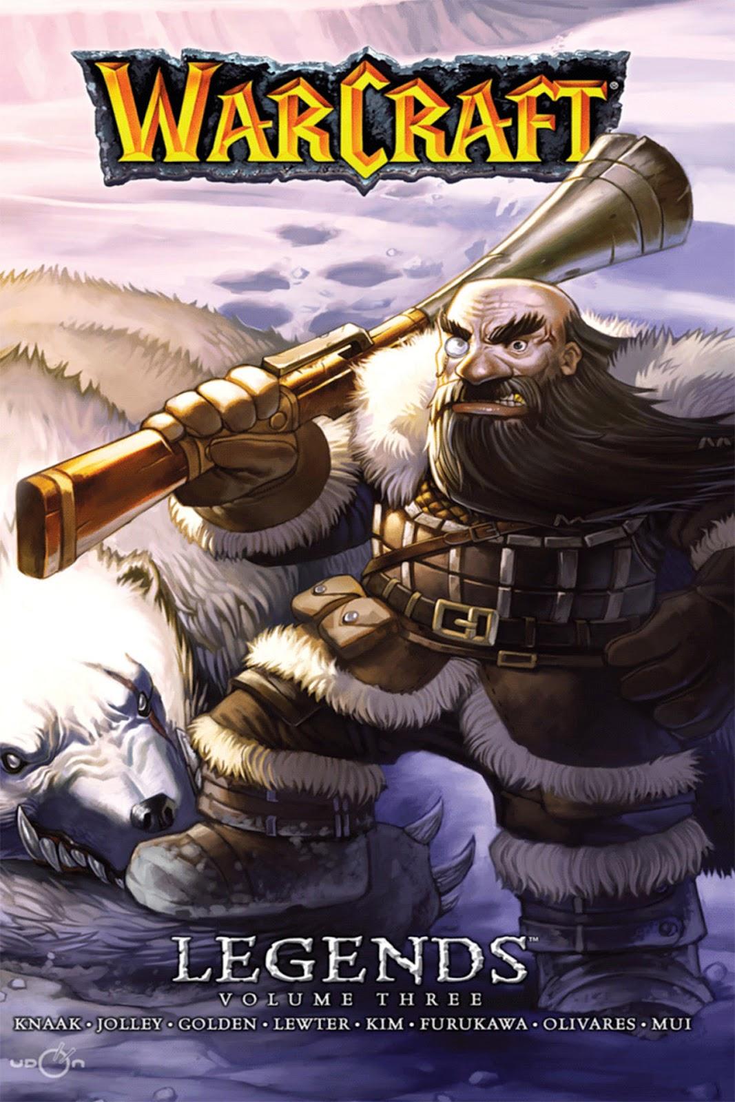 Warcraft: Legends issue Vol. 3 - Page 1