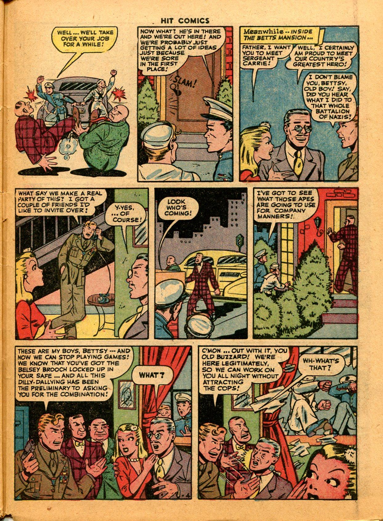 Read online Hit Comics comic -  Issue #35 - 51