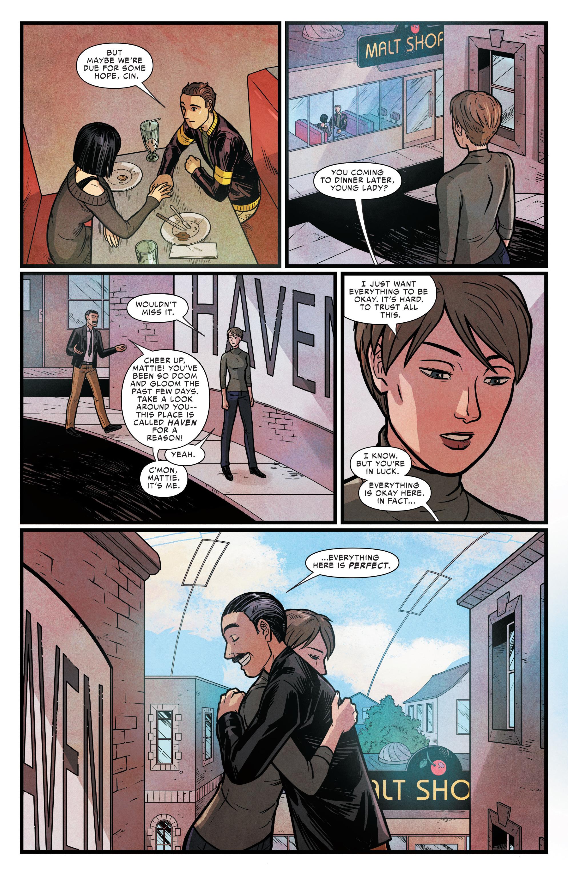 Read online Silk (2016) comic -  Issue #16 - 13