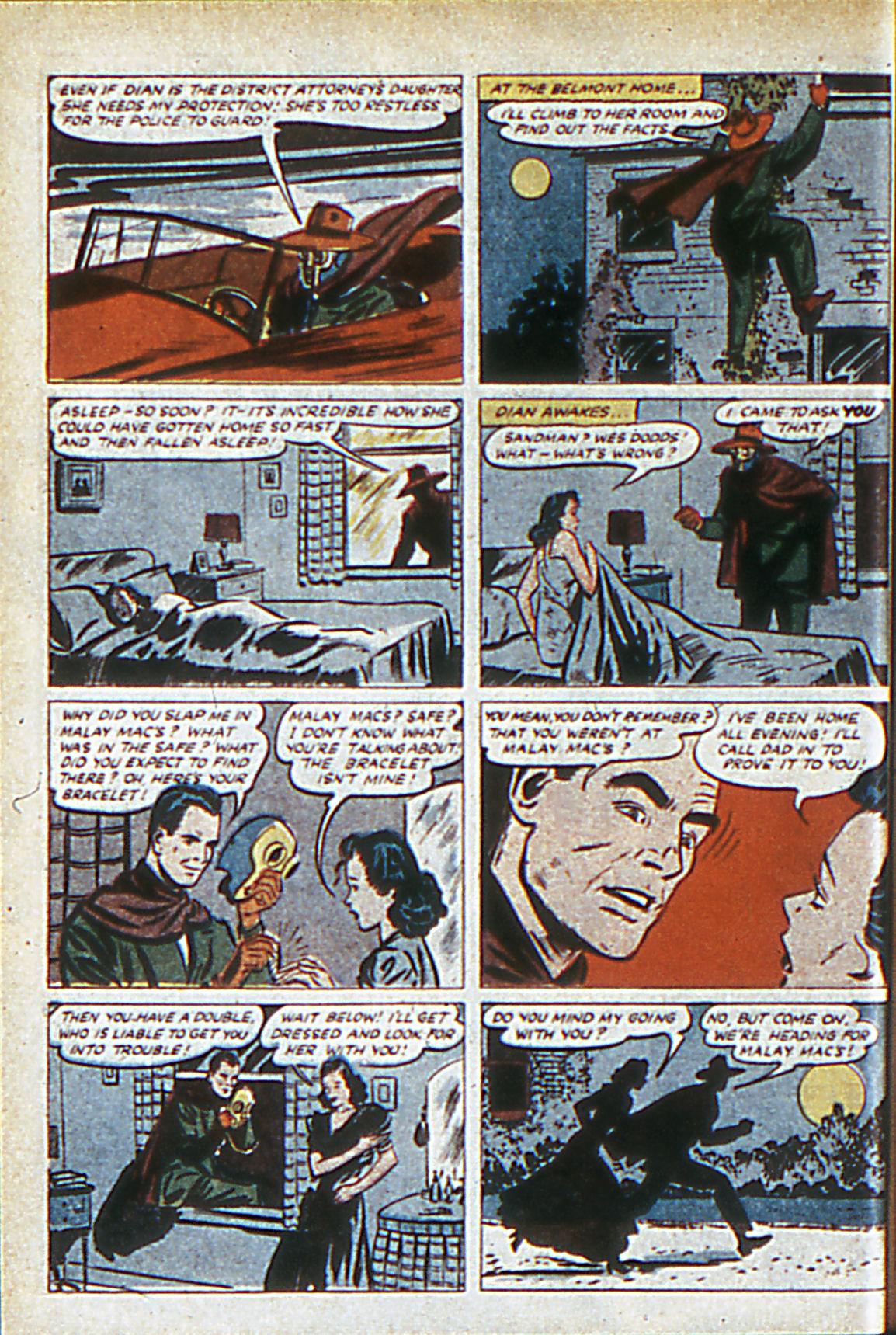 Read online Adventure Comics (1938) comic -  Issue #60 - 59