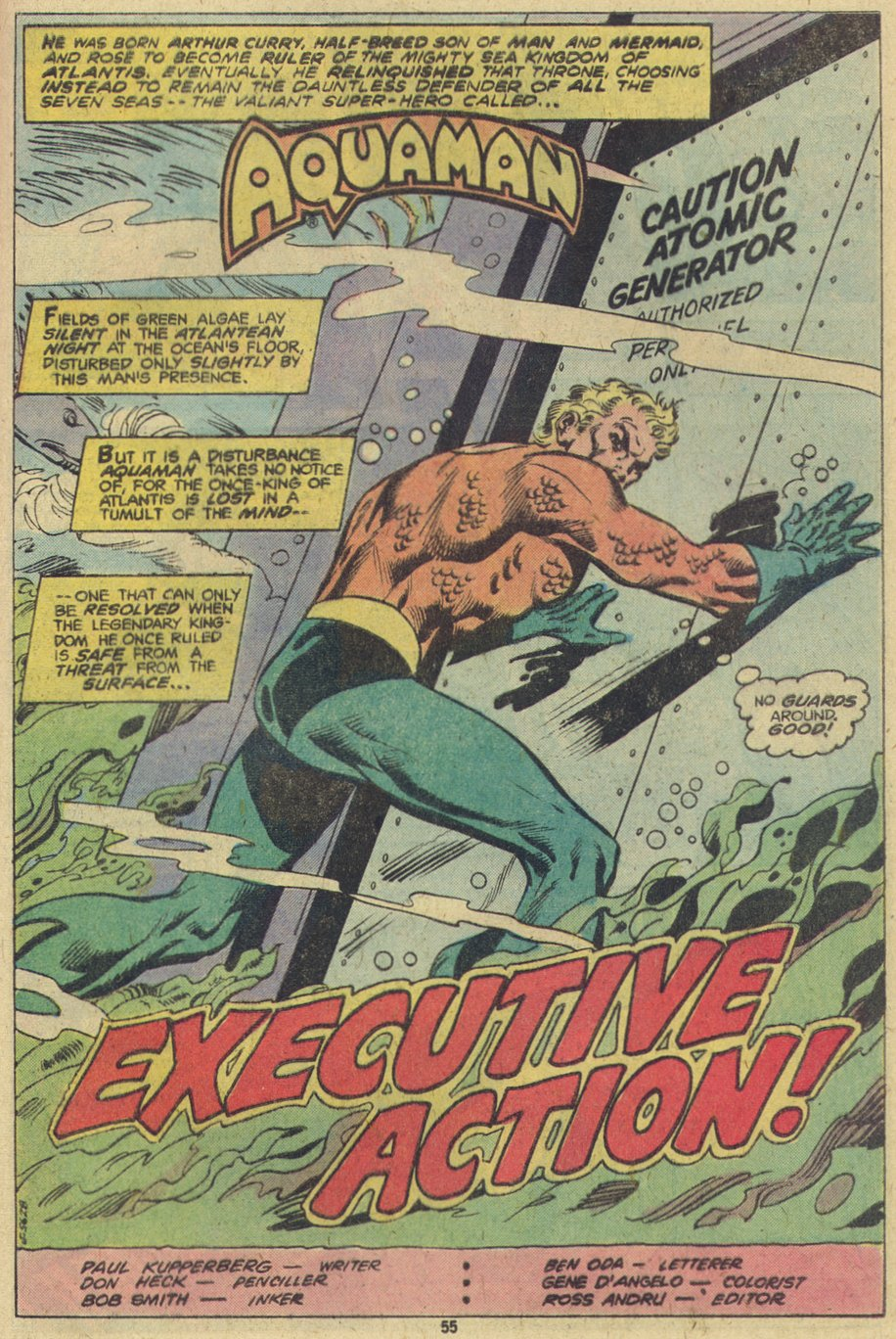 Read online Adventure Comics (1938) comic -  Issue #462 - 55