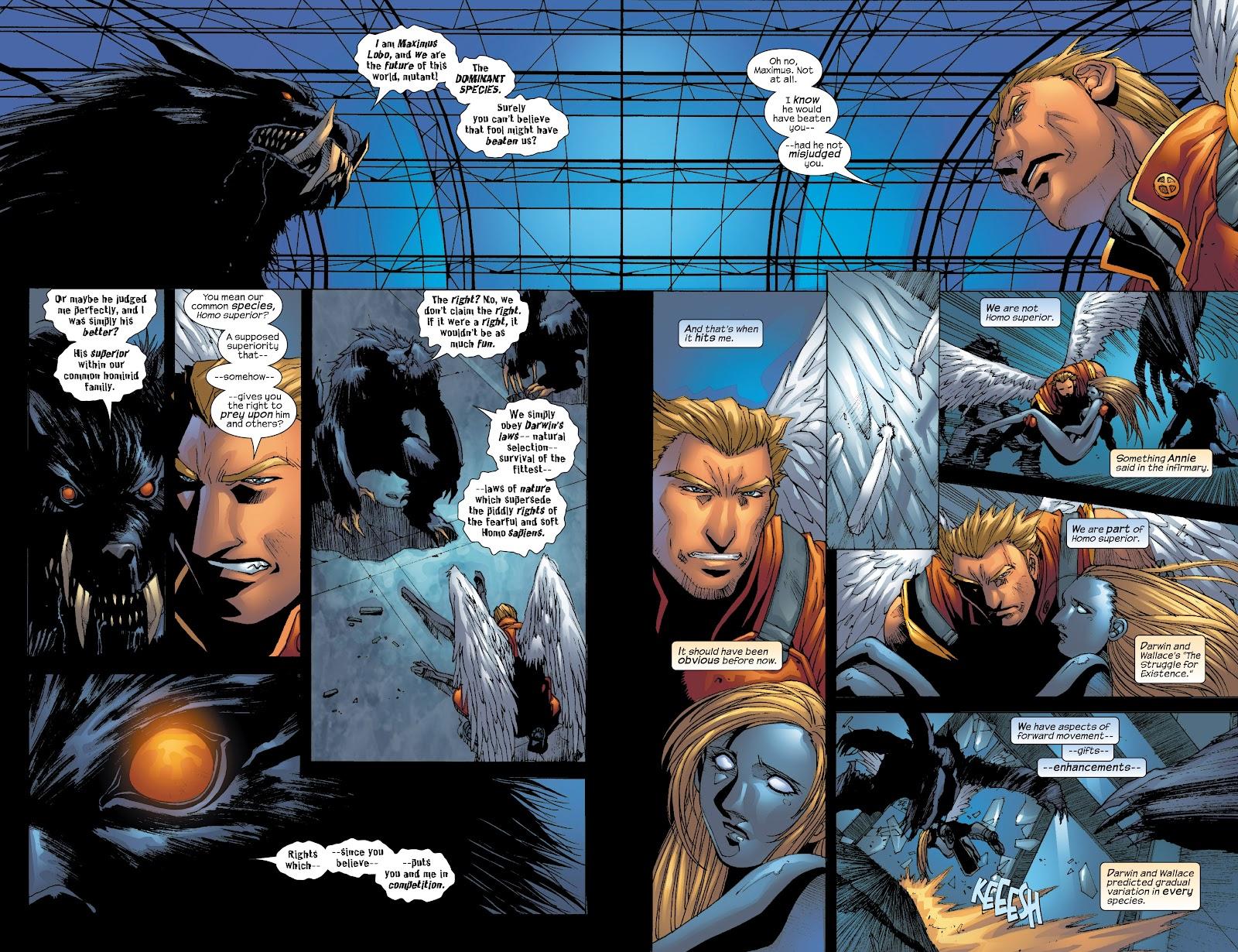 Uncanny X-Men (1963) issue 418 - Page 18