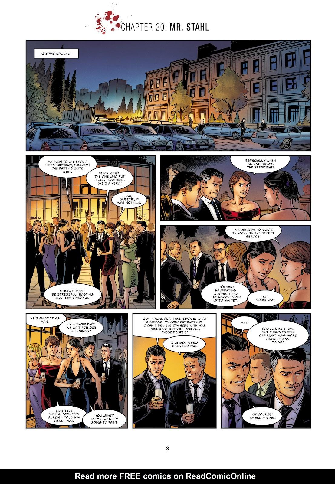 Read online Vigilantes comic -  Issue #4 - 3